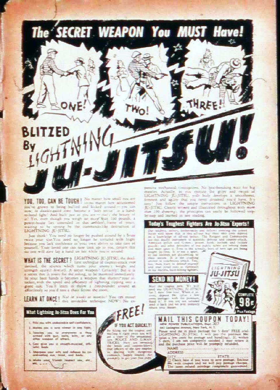 Read online Super-Magician Comics comic -  Issue #17 - 66