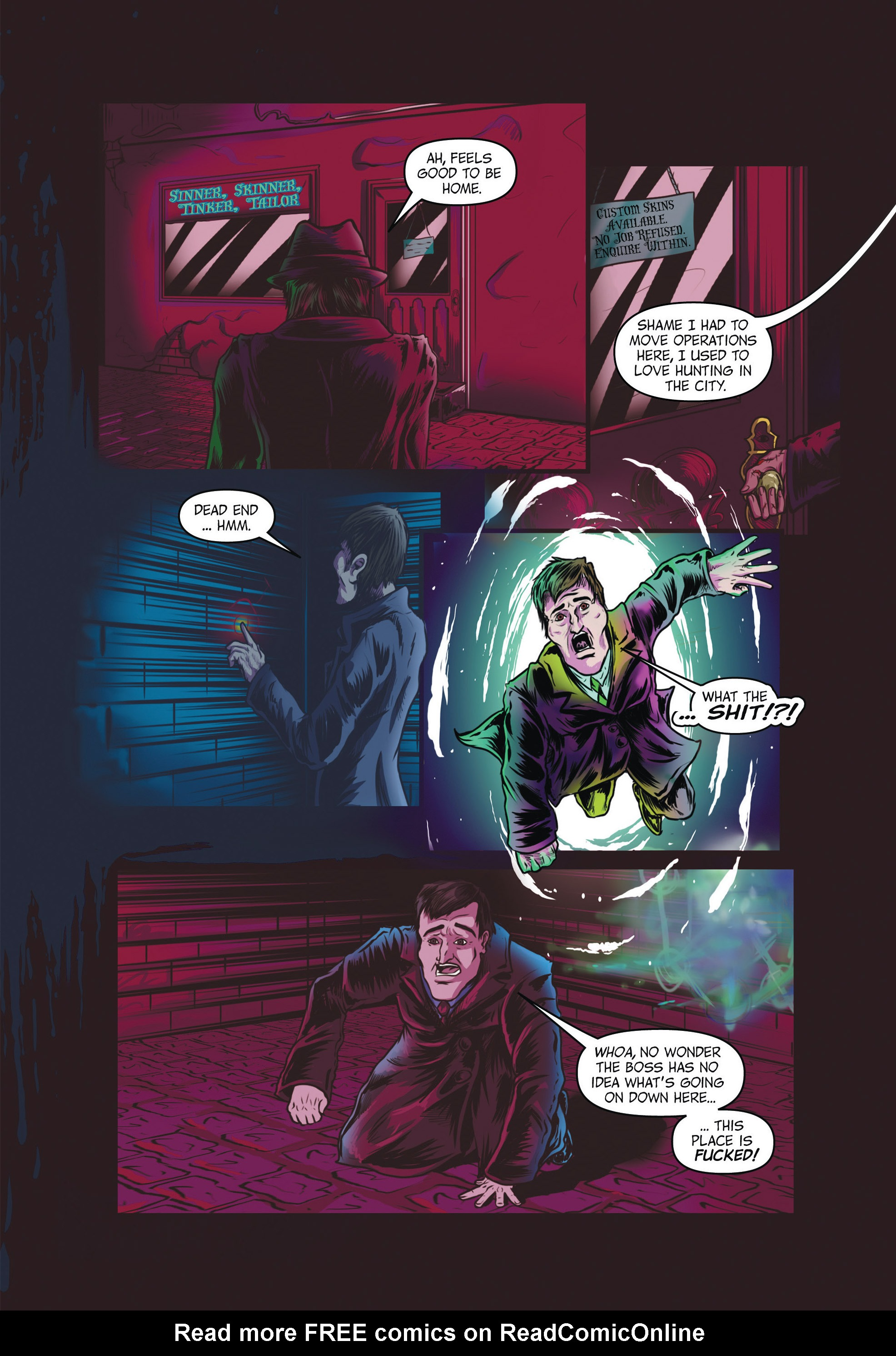 Read online Redemption Heights comic -  Issue # Full - 34