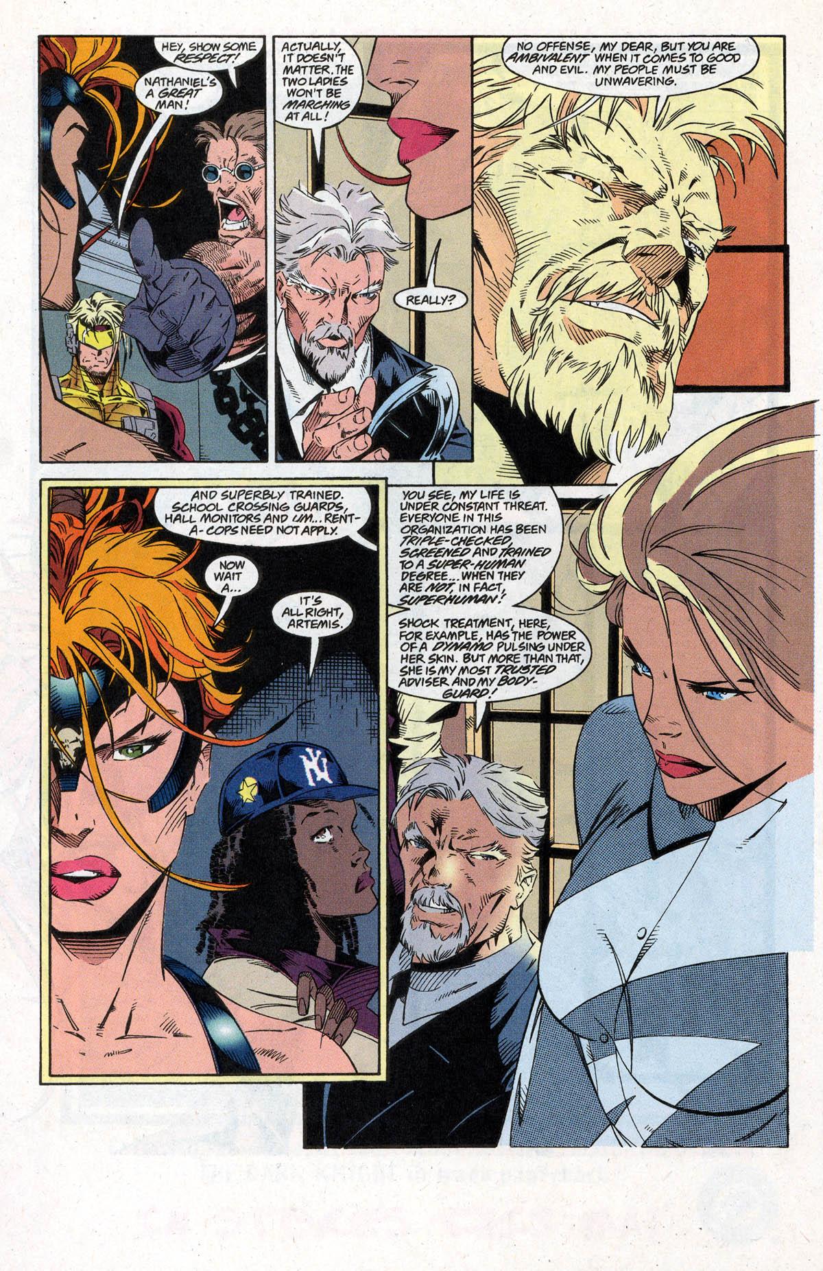 Read online Artemis: Requiem comic -  Issue #2 - 25
