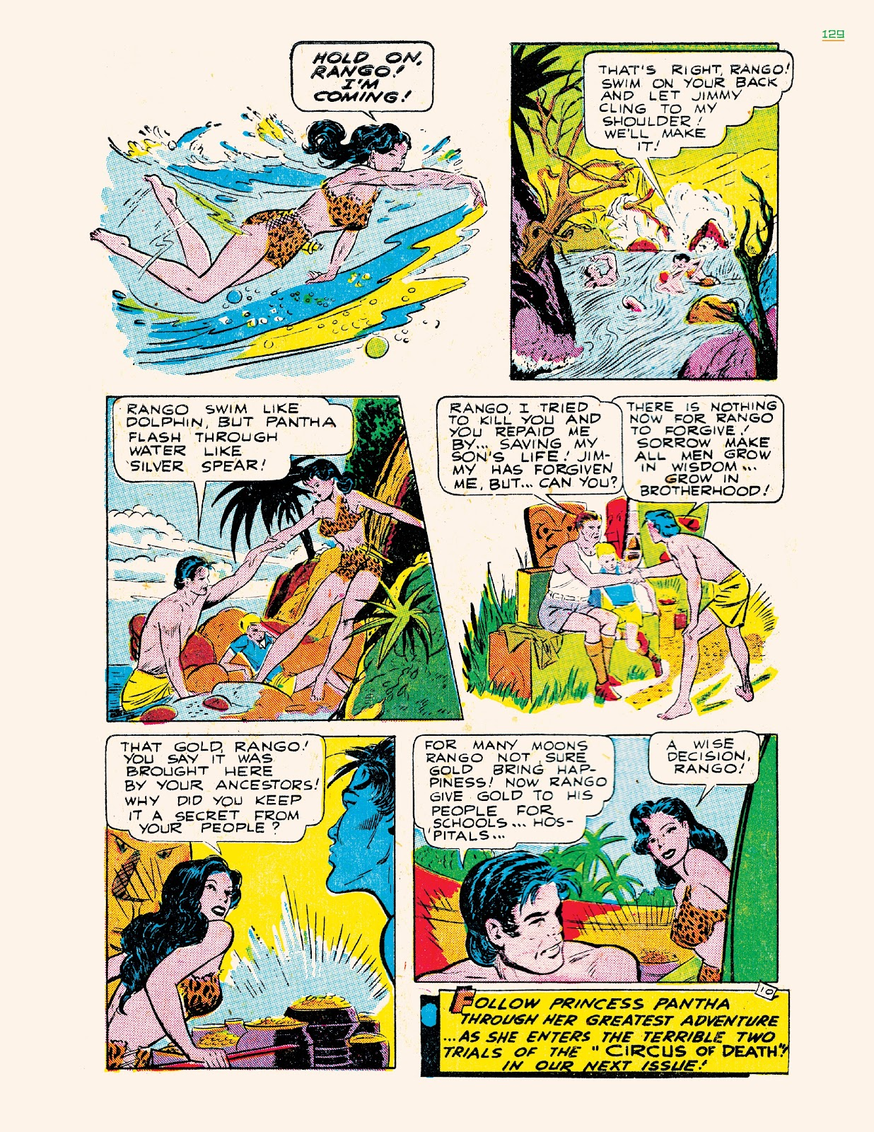 Read online Jungle Girls comic -  Issue # TPB (Part 2) - 29