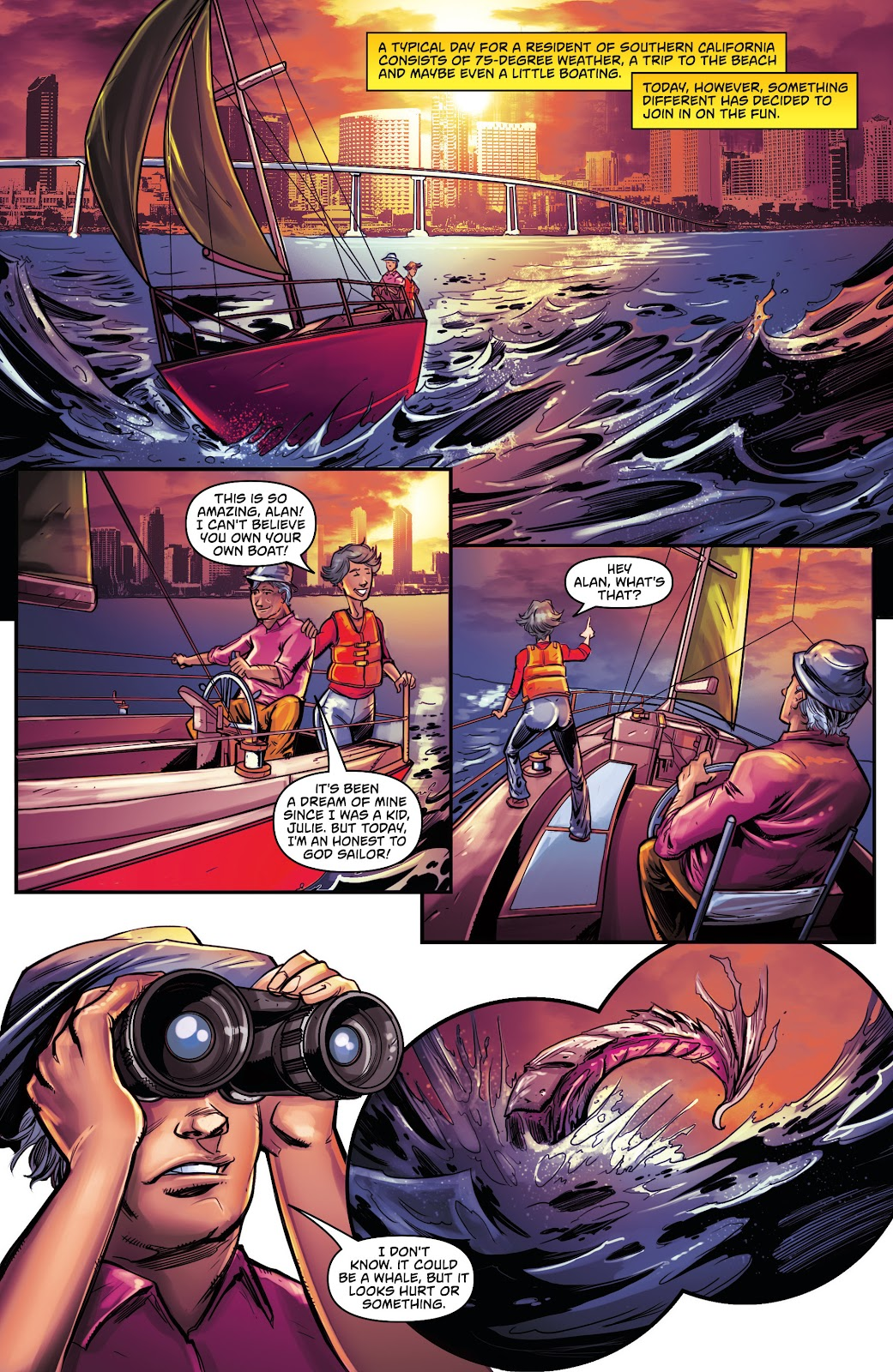 Read online Critter (2015) comic -  Issue #2 - 13