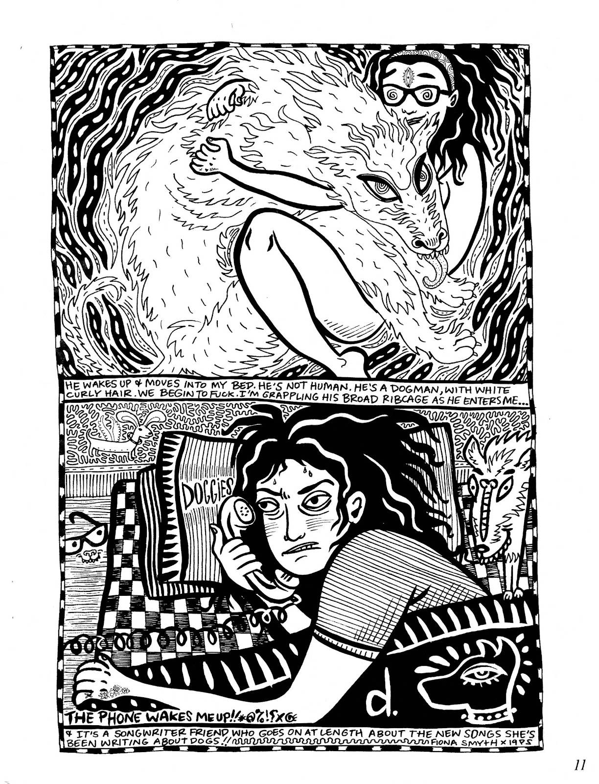Drawn & Quarterly (1990) issue 8 - Page 13