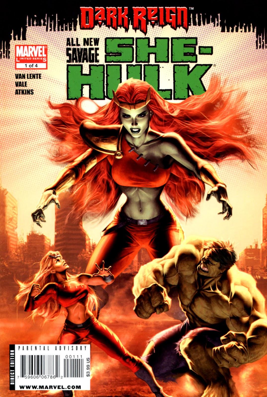 Savage She-Hulk Issue #1 #1 - English 2