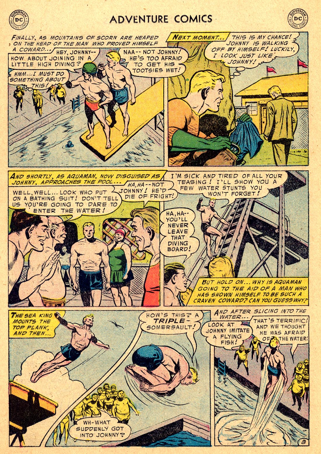Read online Adventure Comics (1938) comic -  Issue #220 - 20