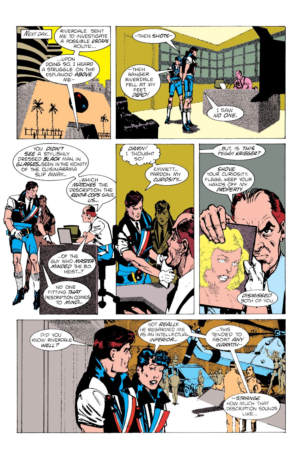 American Flagg! issue Definitive Collection (Part 2) - Page 88