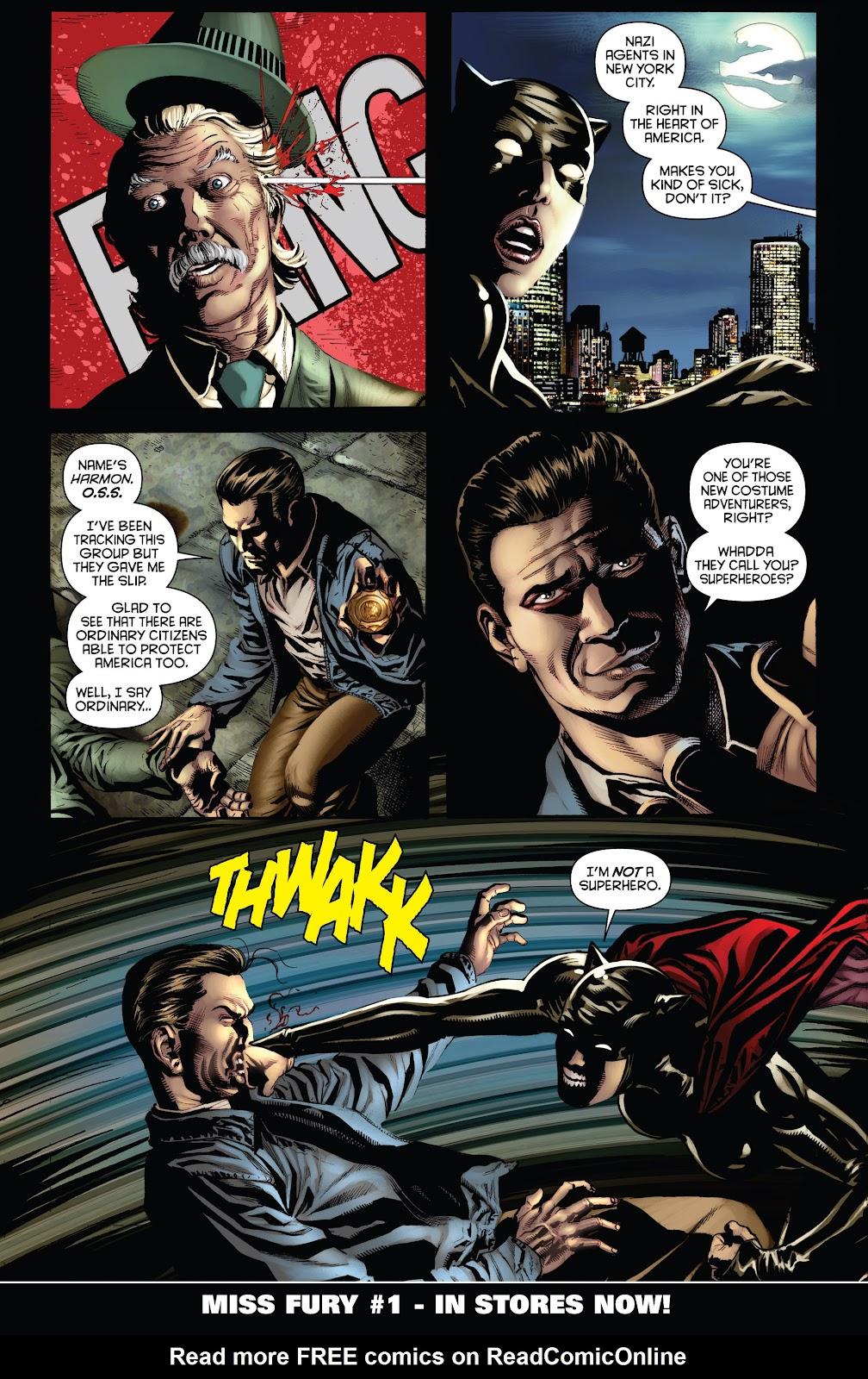 Read online Vampirella Strikes comic -  Issue #4 - 31