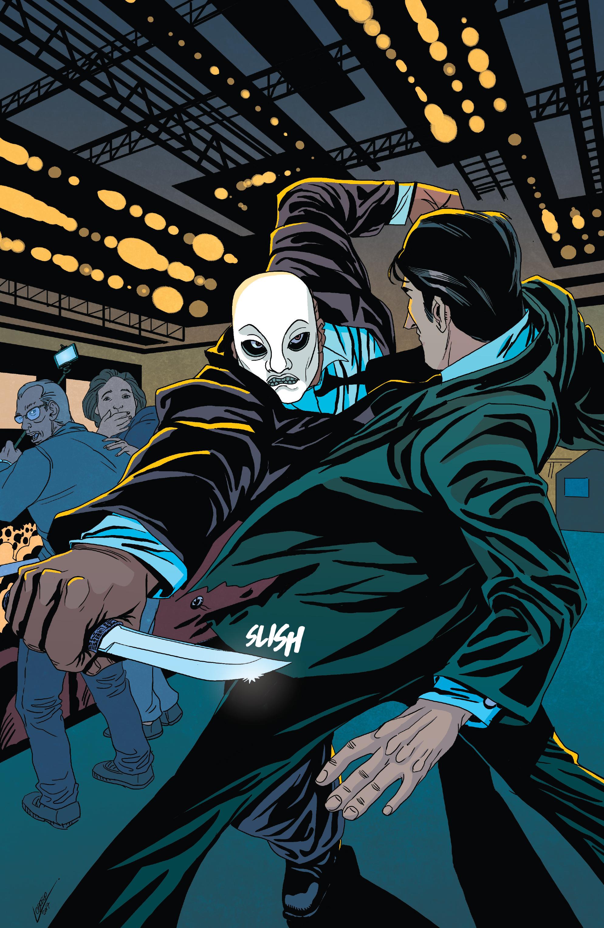 Read online James Bond (2017) comic -  Issue #3 - 18