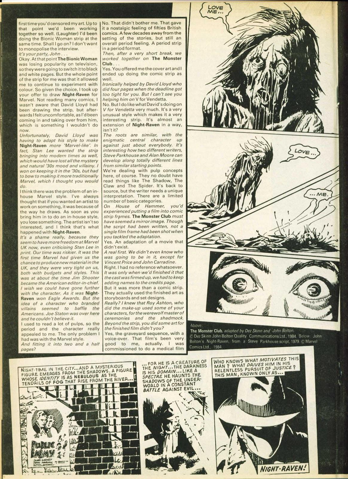 Warrior Issue #24 #25 - English 26