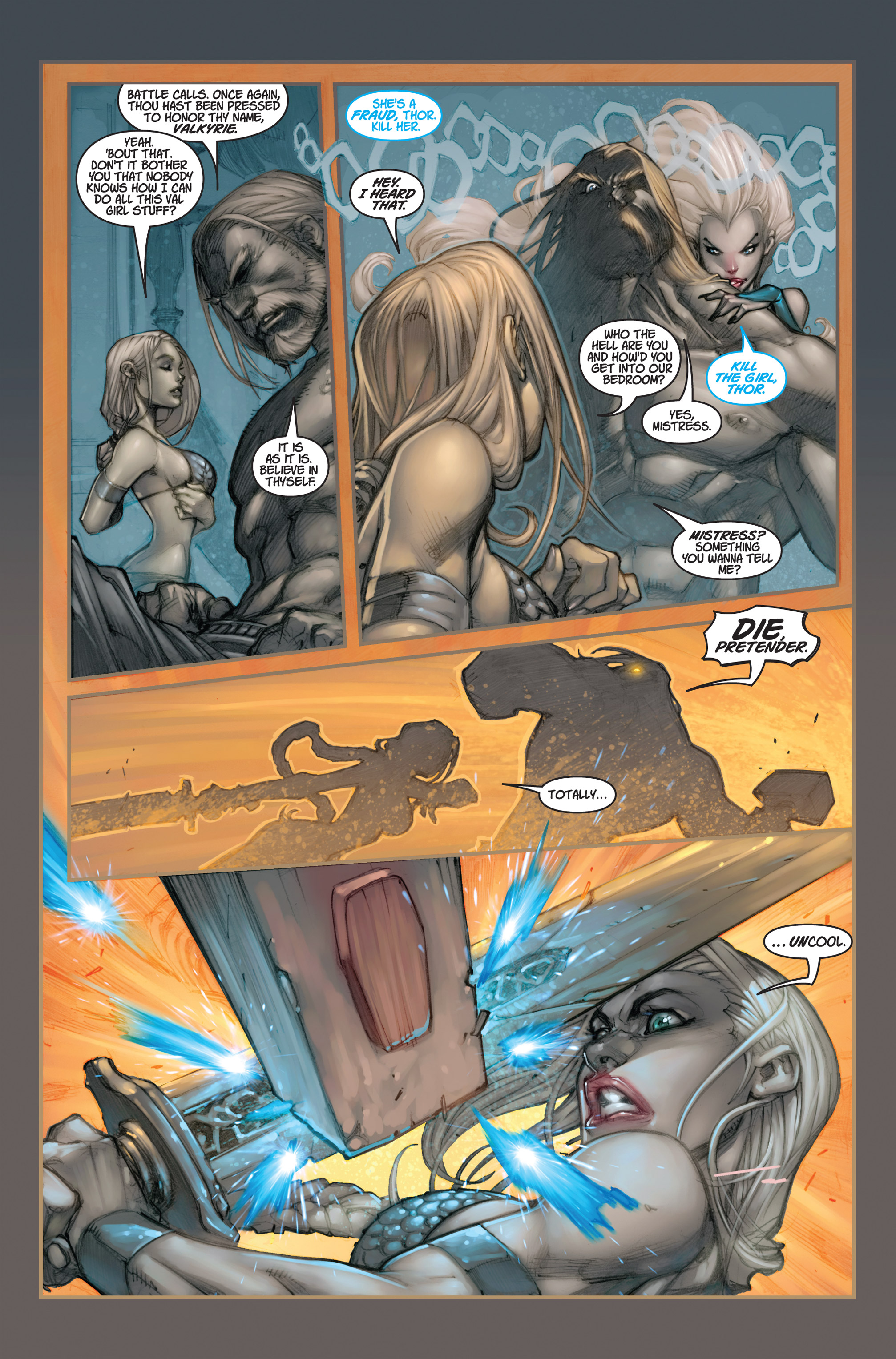Read online Ultimates 3 comic -  Issue #2 - 15