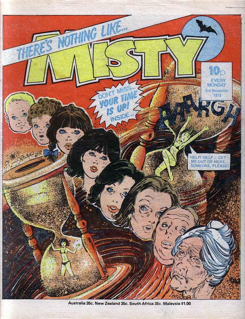 Misty (1978) 91 Page 1