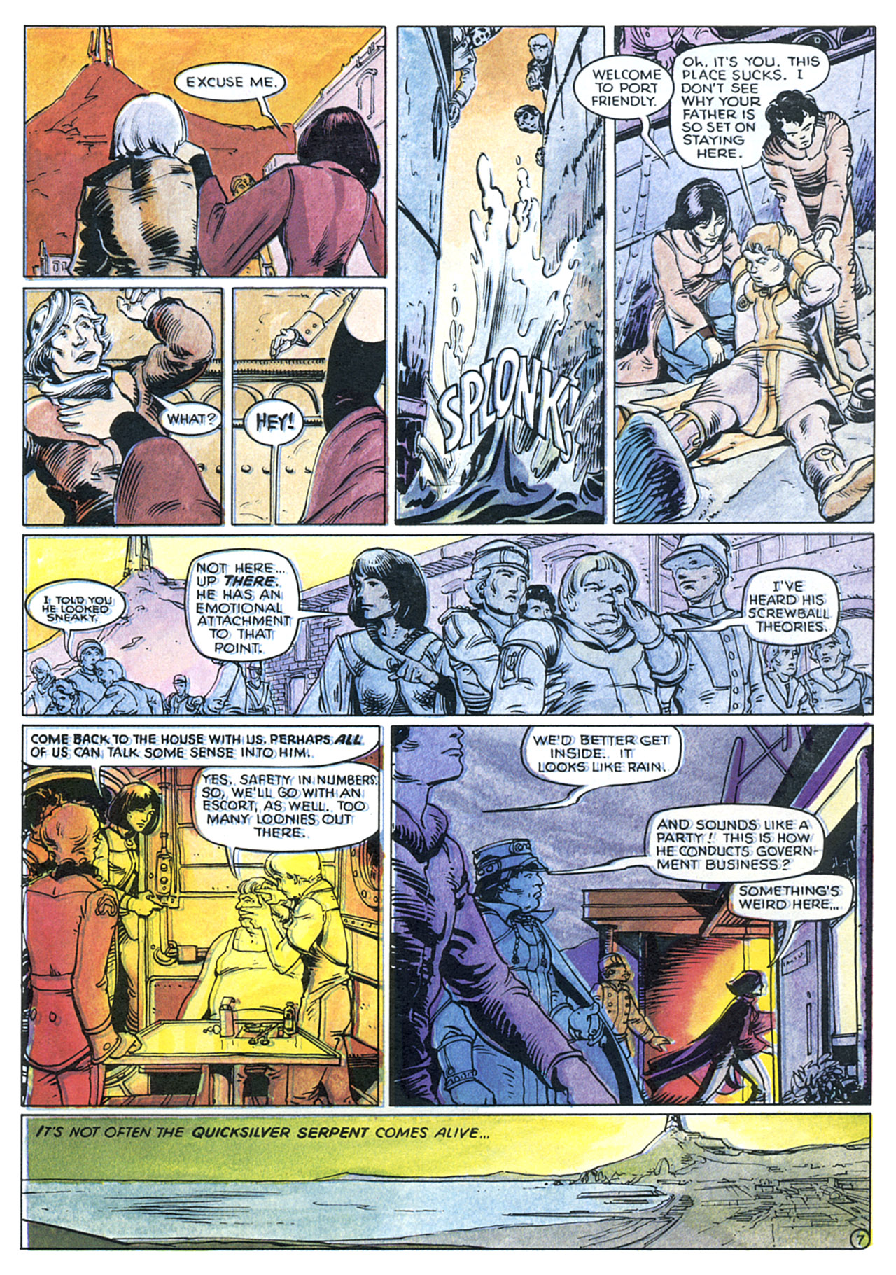 Read online Star*Reach comic -  Issue #13 - 24