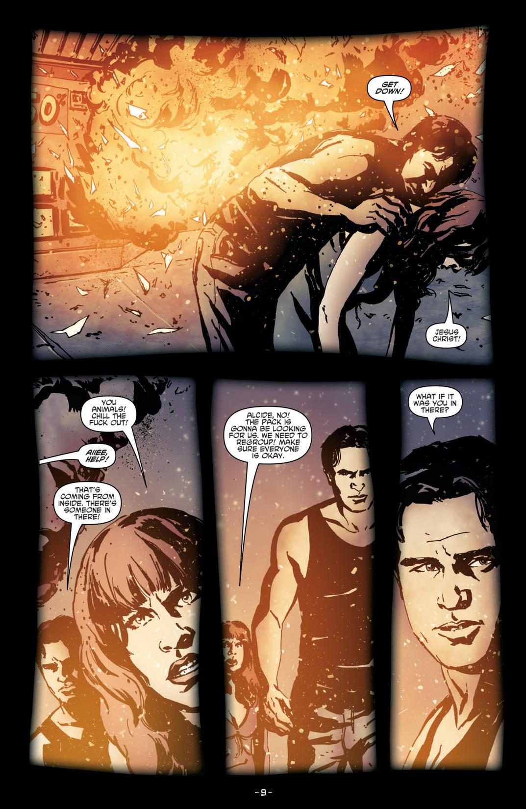 Read online True Blood (2012) comic -  Issue #4 - 11