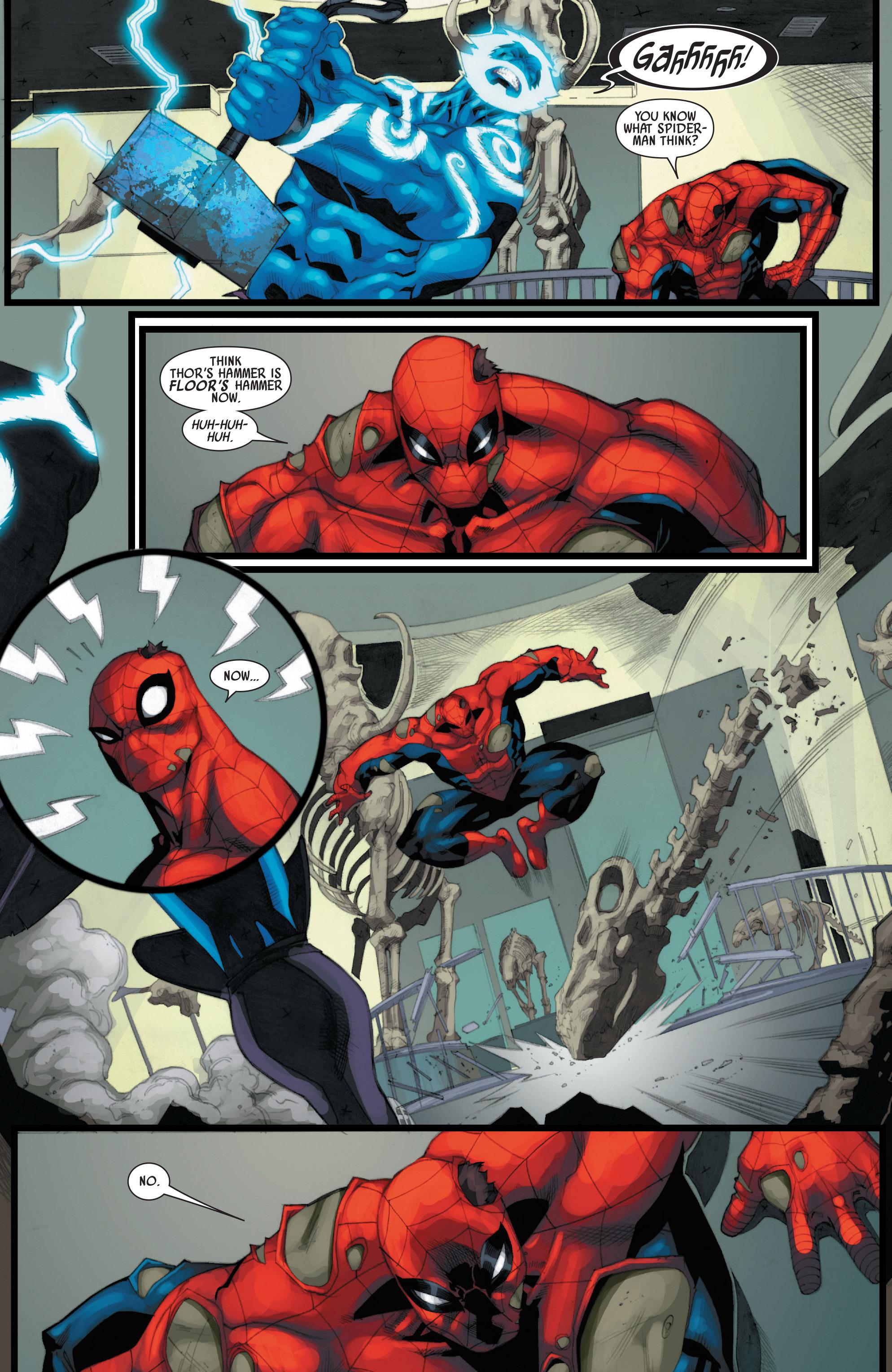 Read online World War Hulks: Spider-Man vs. Thor comic -  Issue #2 - 12