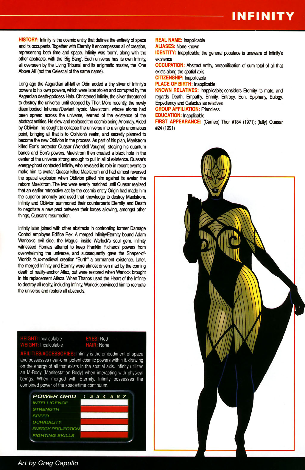 Read online All-New Official Handbook of the Marvel Universe A to Z comic -  Issue #5 - 53
