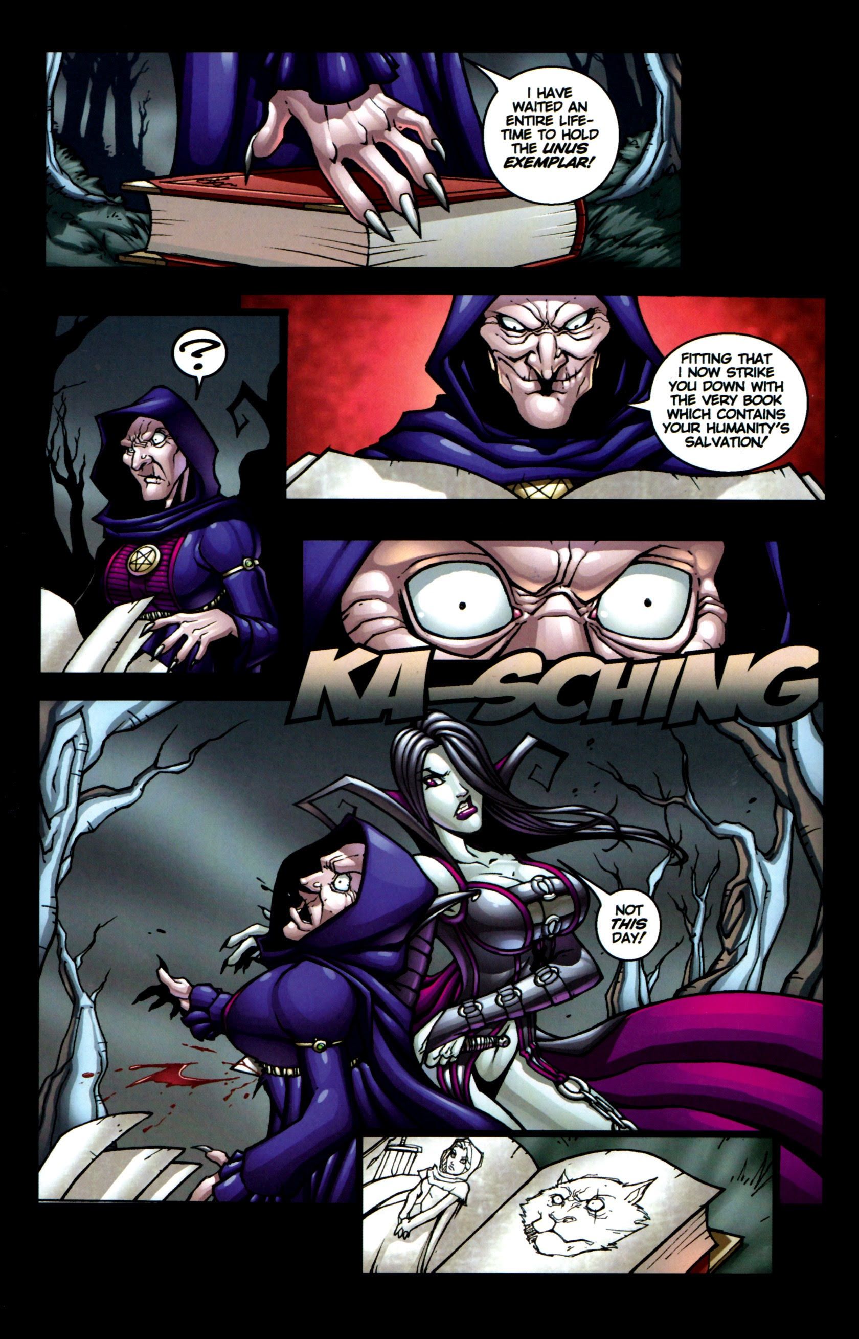 Read online Abiding Perdition comic -  Issue #6 - 14