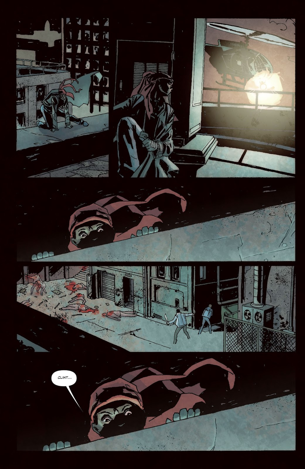 28 Days Later issue 23 - Page 17