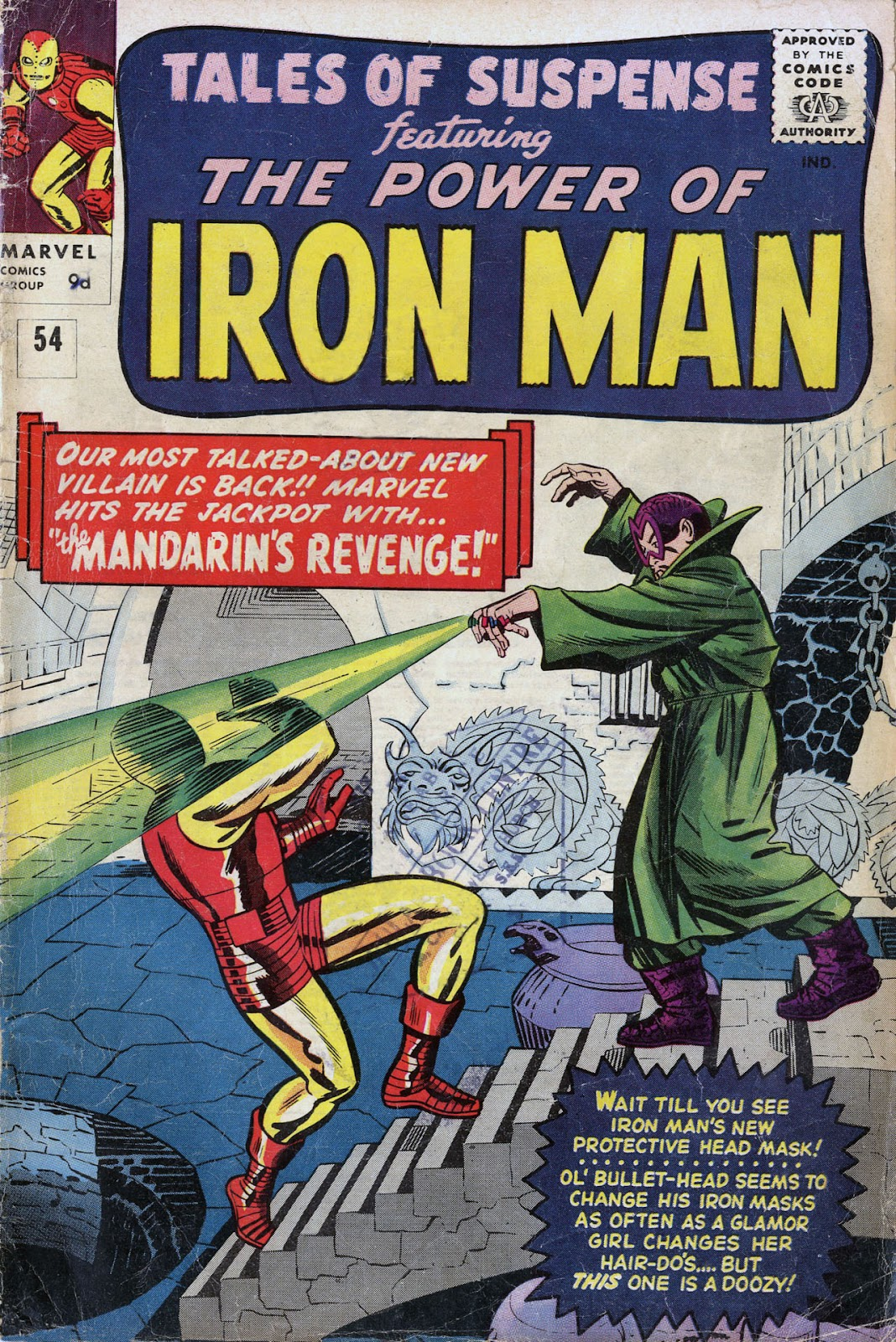 Tales of Suspense (1959) 54 Page 1