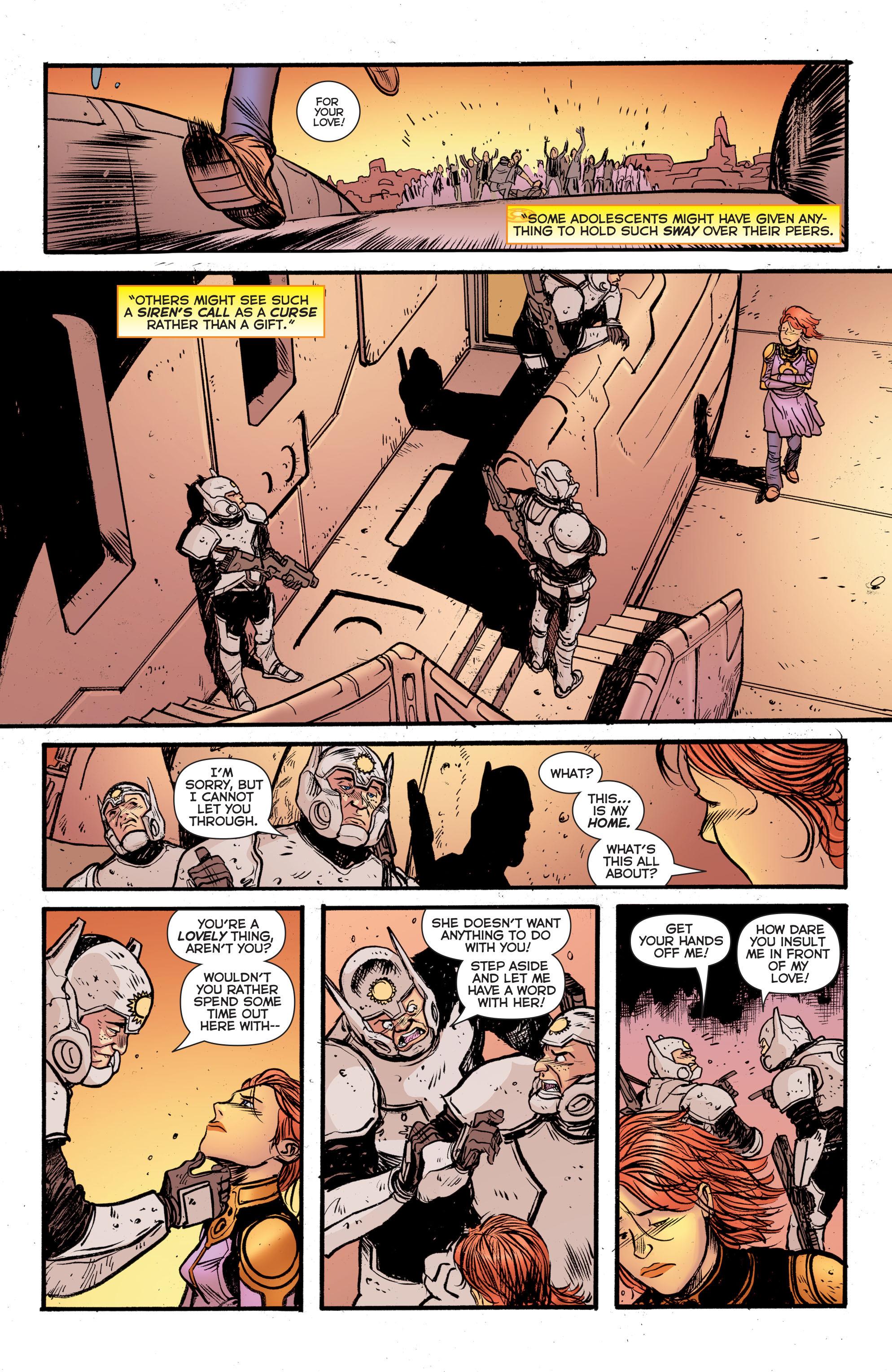 Read online Sinestro comic -  Issue # Annual 1 - 10