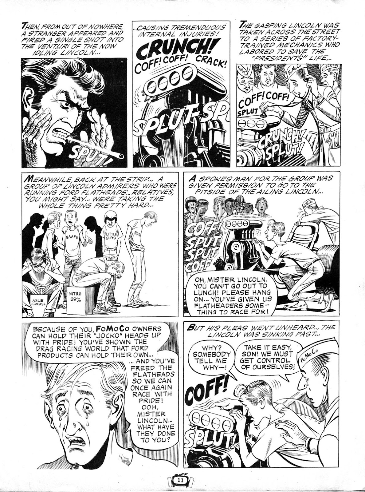Drag Cartoons issue 7 - Page 11