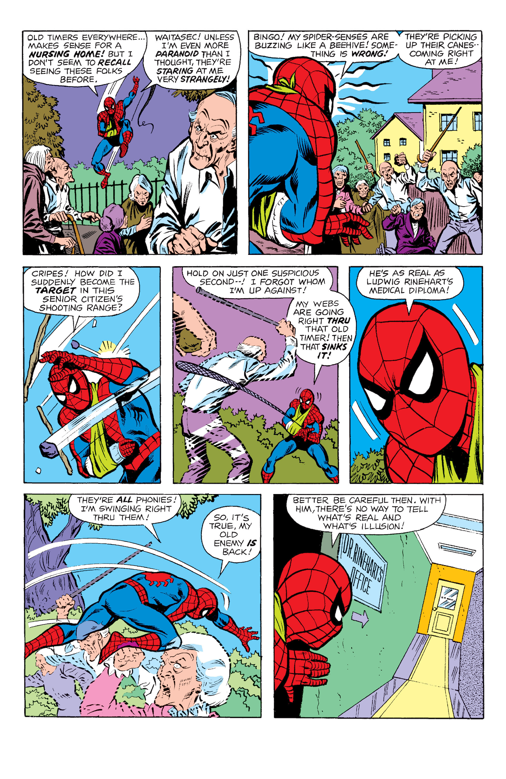 The Amazing Spider-Man (1963) 198 Page 8