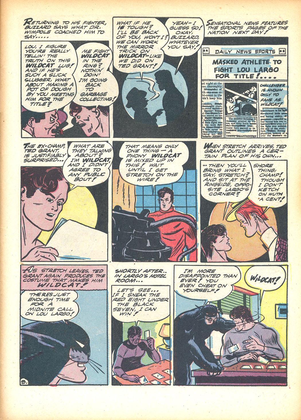Read online Sensation (Mystery) Comics comic -  Issue #13 - 61