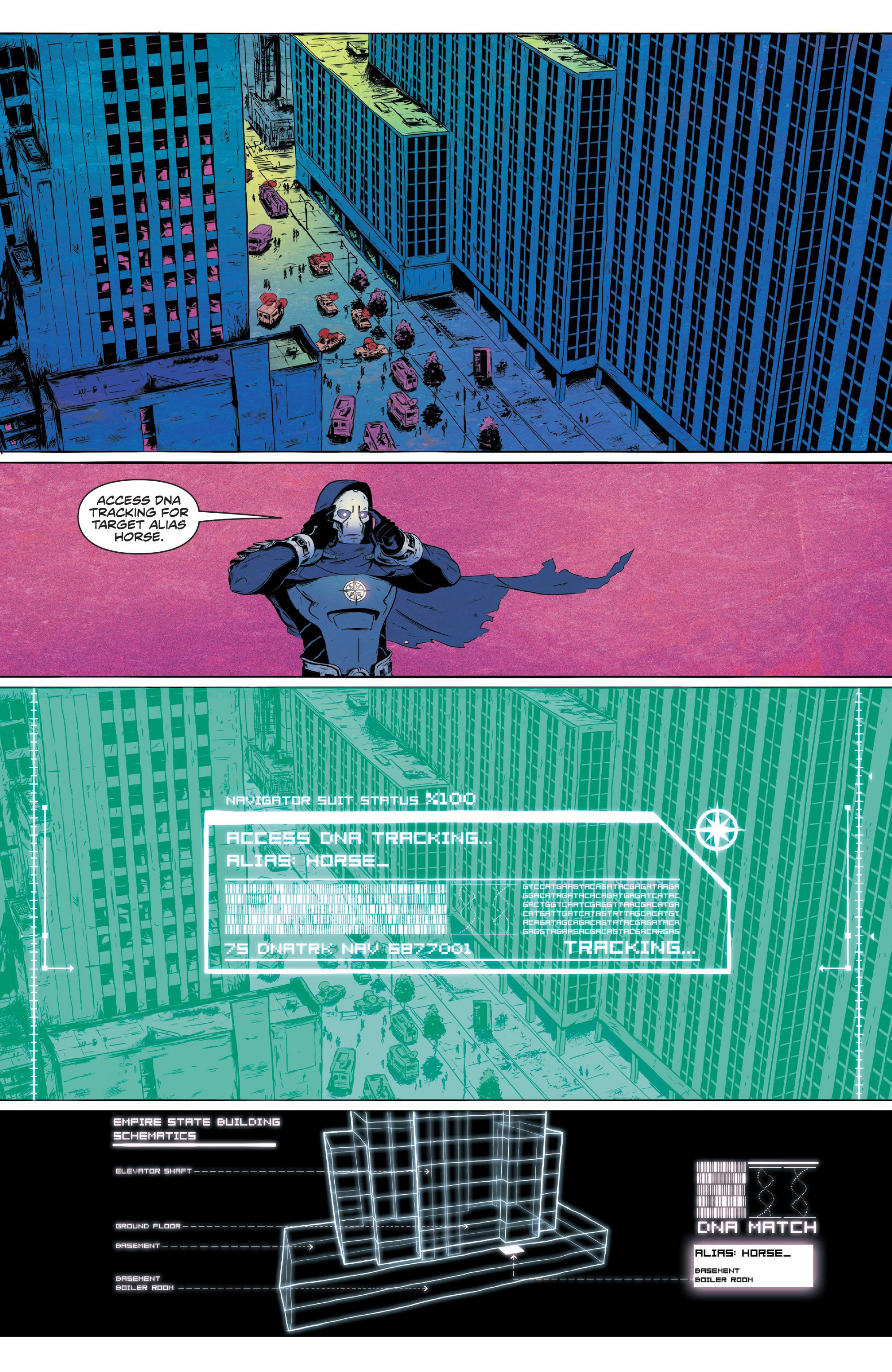 Read online Translucid comic -  Issue #1 - 15