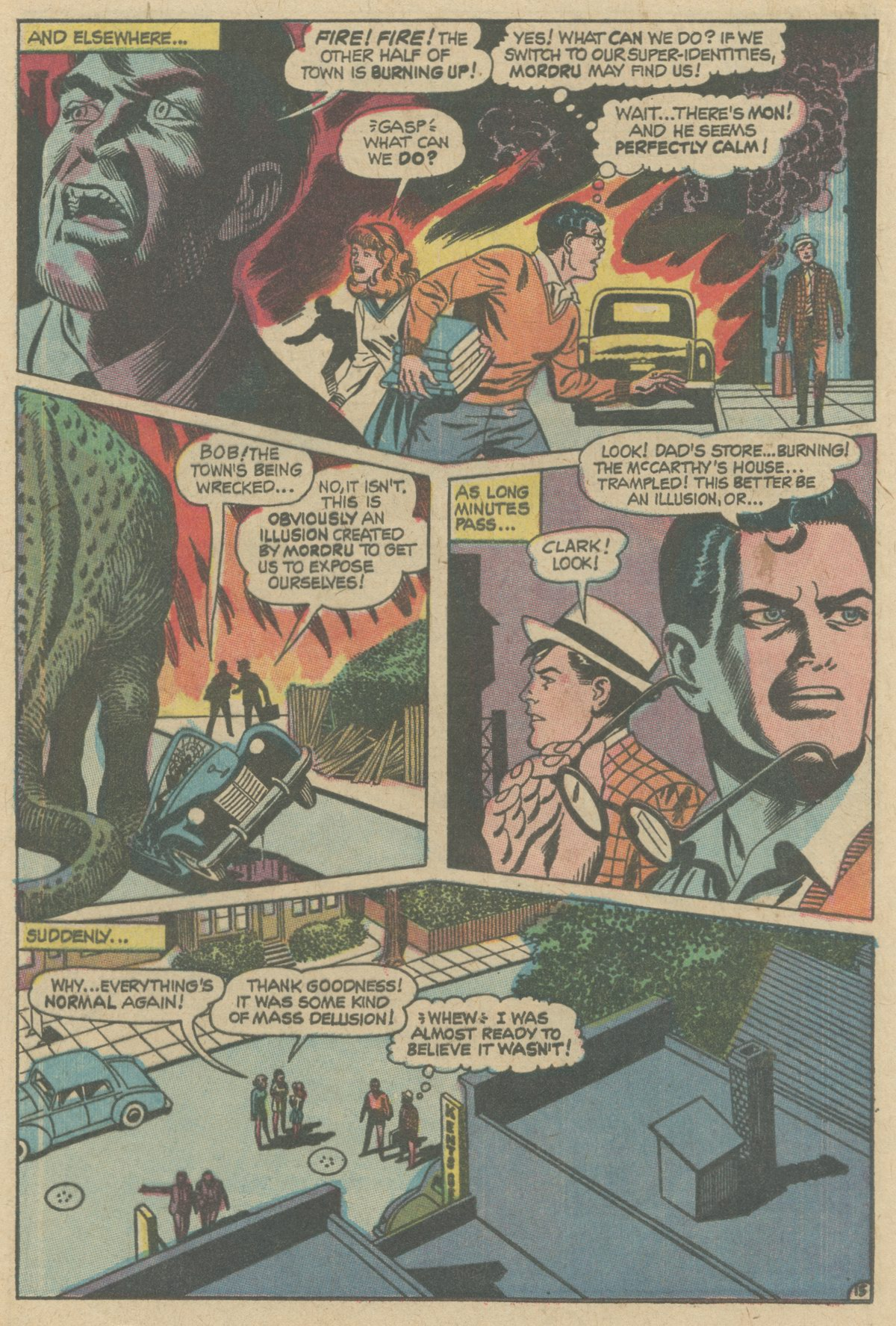 Read online Adventure Comics (1938) comic -  Issue #369 - 20