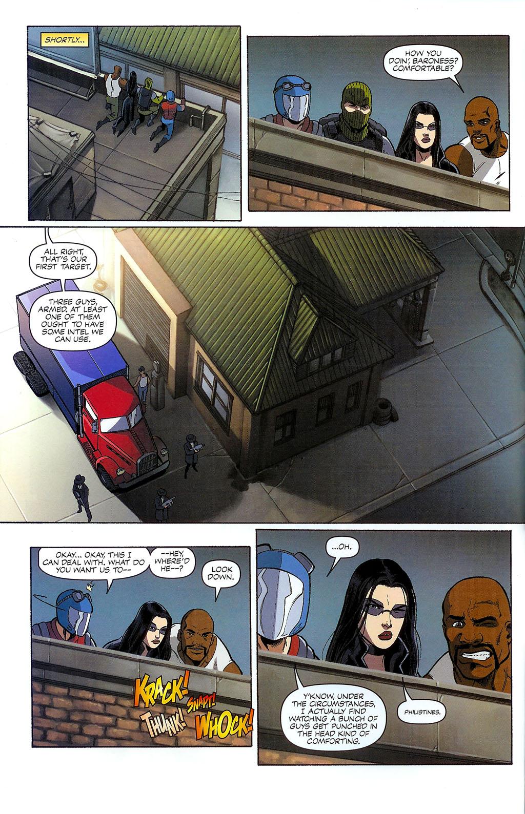 G.I. Joe vs. The Transformers II Issue #2 #3 - English 7