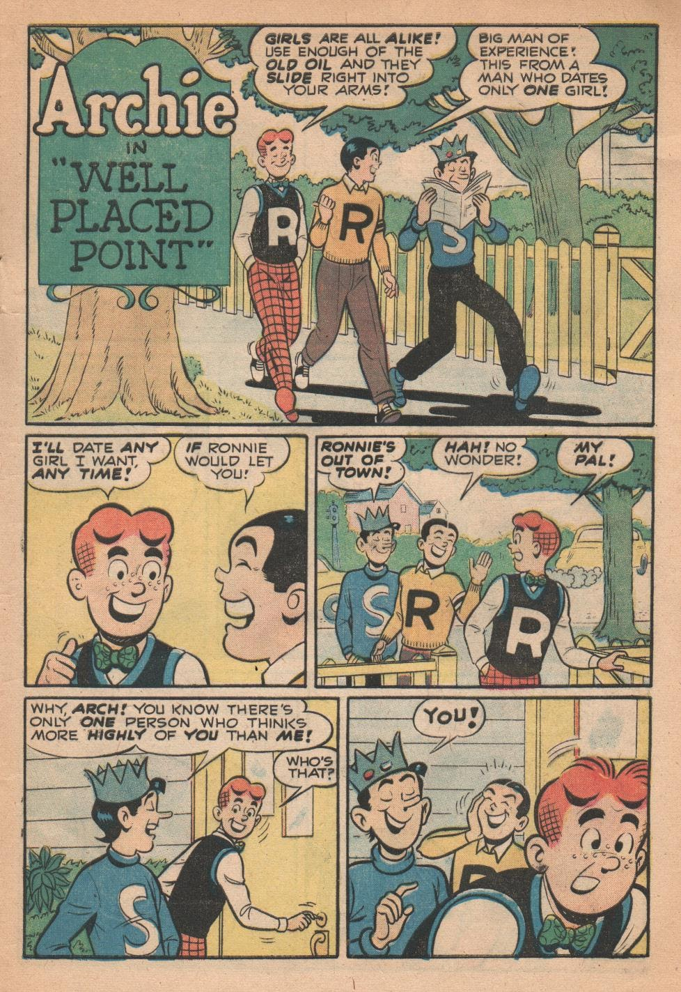Archie Comics issue 098 - Page 11