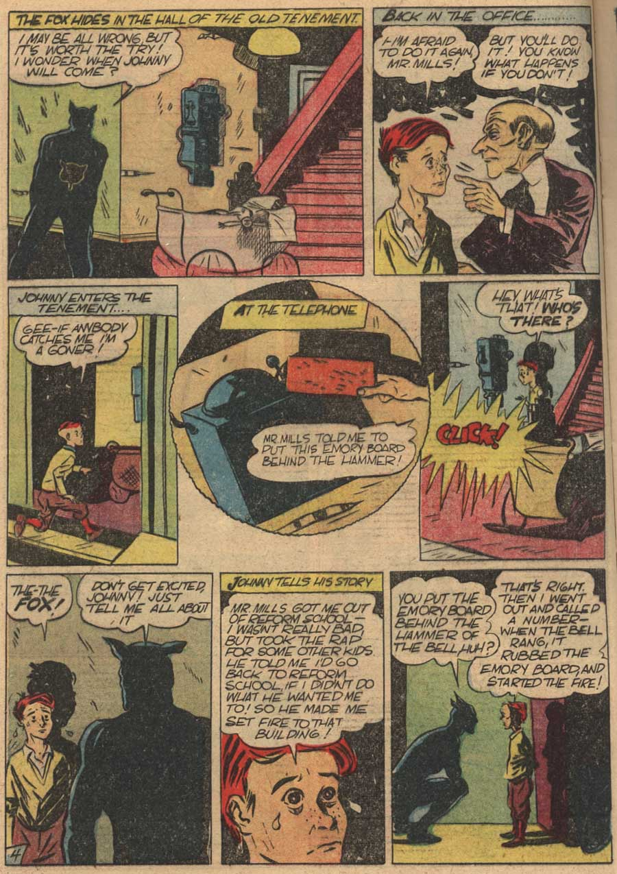 Blue Ribbon Comics (1939) issue 7 - Page 32