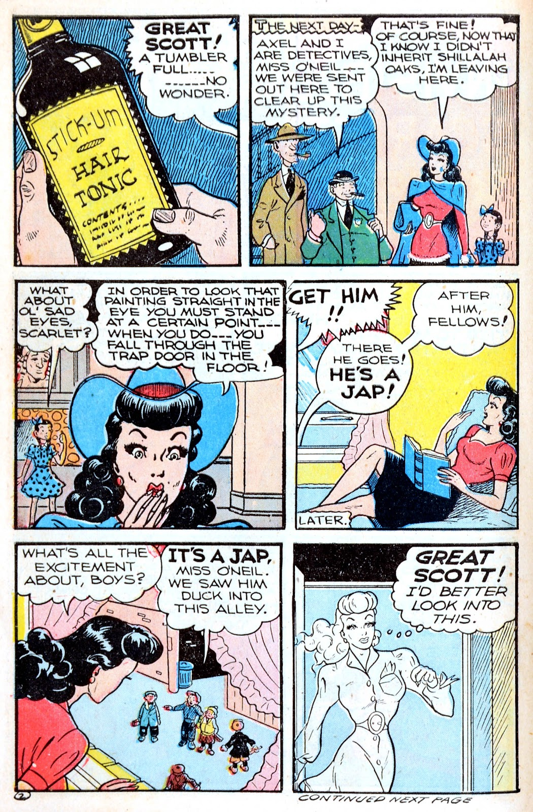 Read online Famous Funnies comic -  Issue #123 - 14