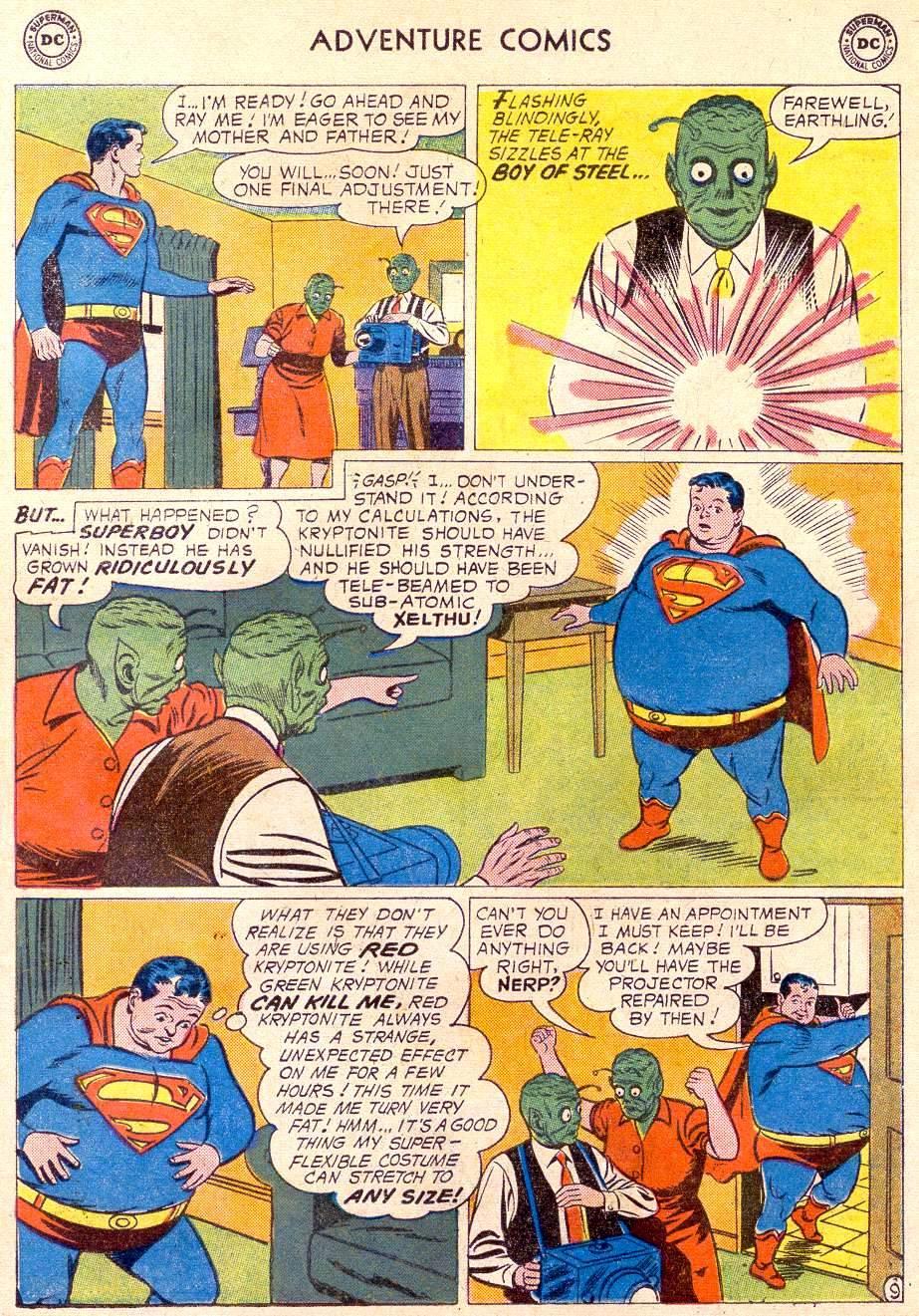 Read online Adventure Comics (1938) comic -  Issue #270 - 11