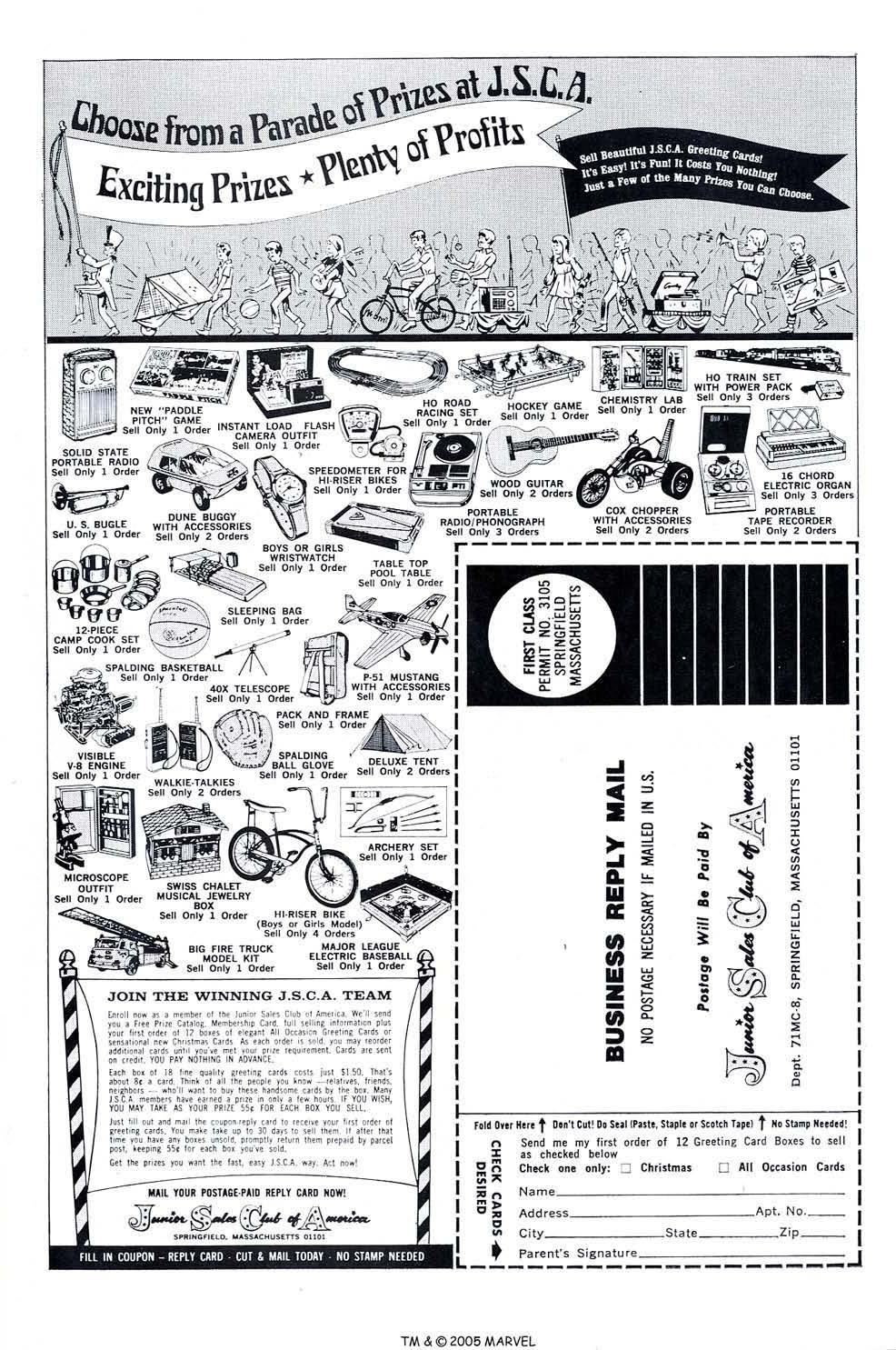 Read online Uncanny X-Men (1963) comic -  Issue #73 - 35