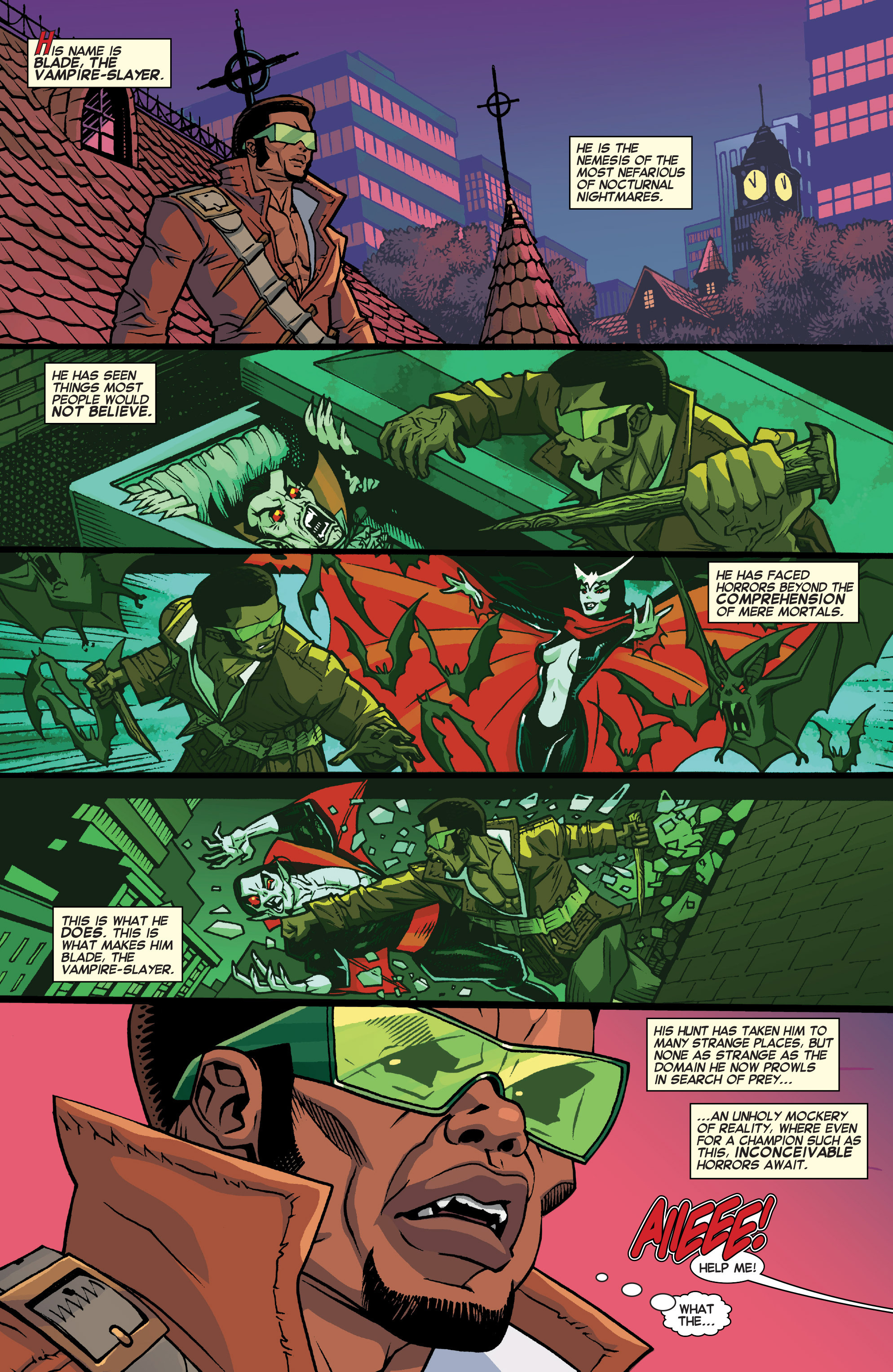 Read online Secret Wars: Battleworld comic -  Issue #2 - 3