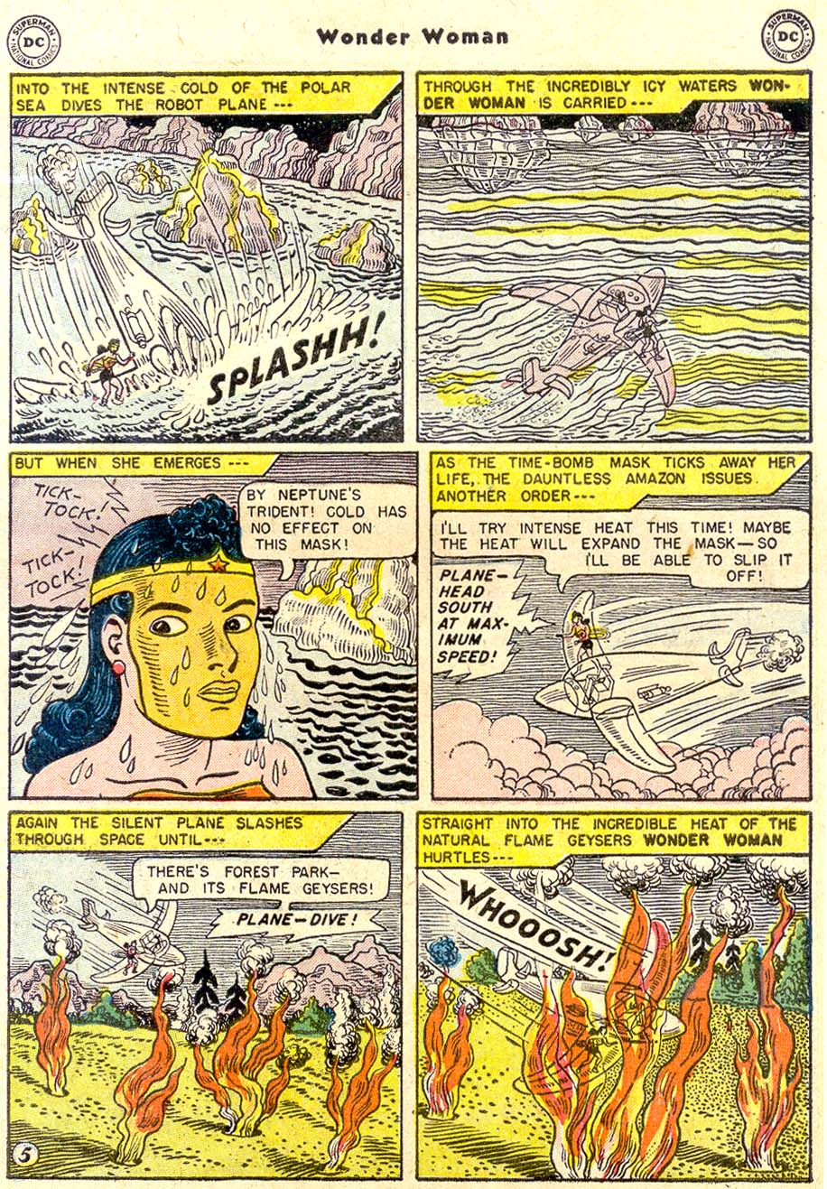 Read online Wonder Woman (1942) comic -  Issue #80 - 7
