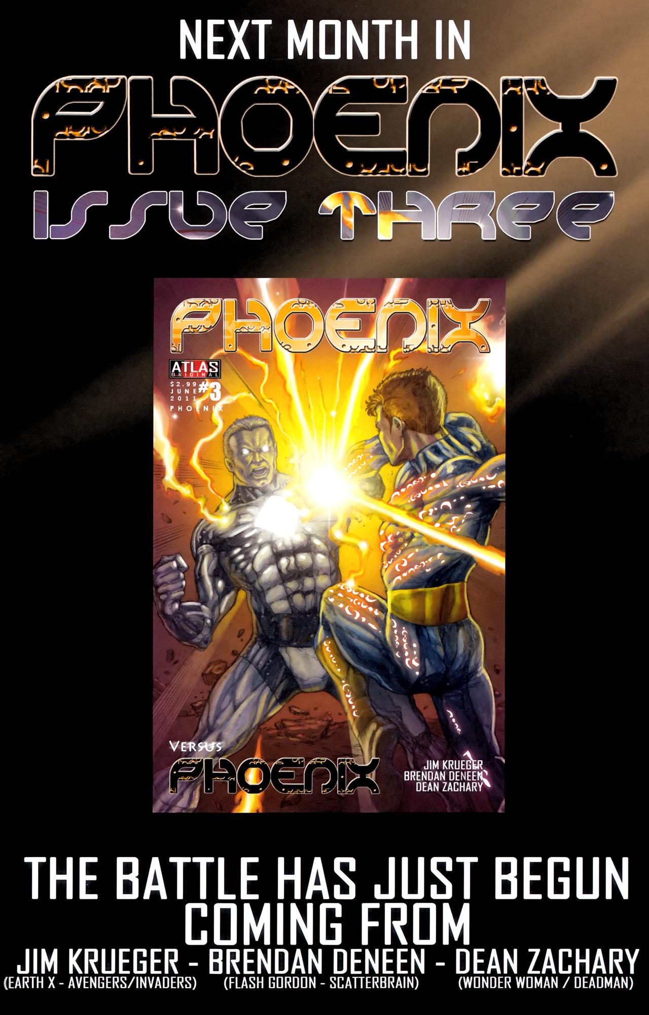 Read online Phoenix comic -  Issue #2 - 24