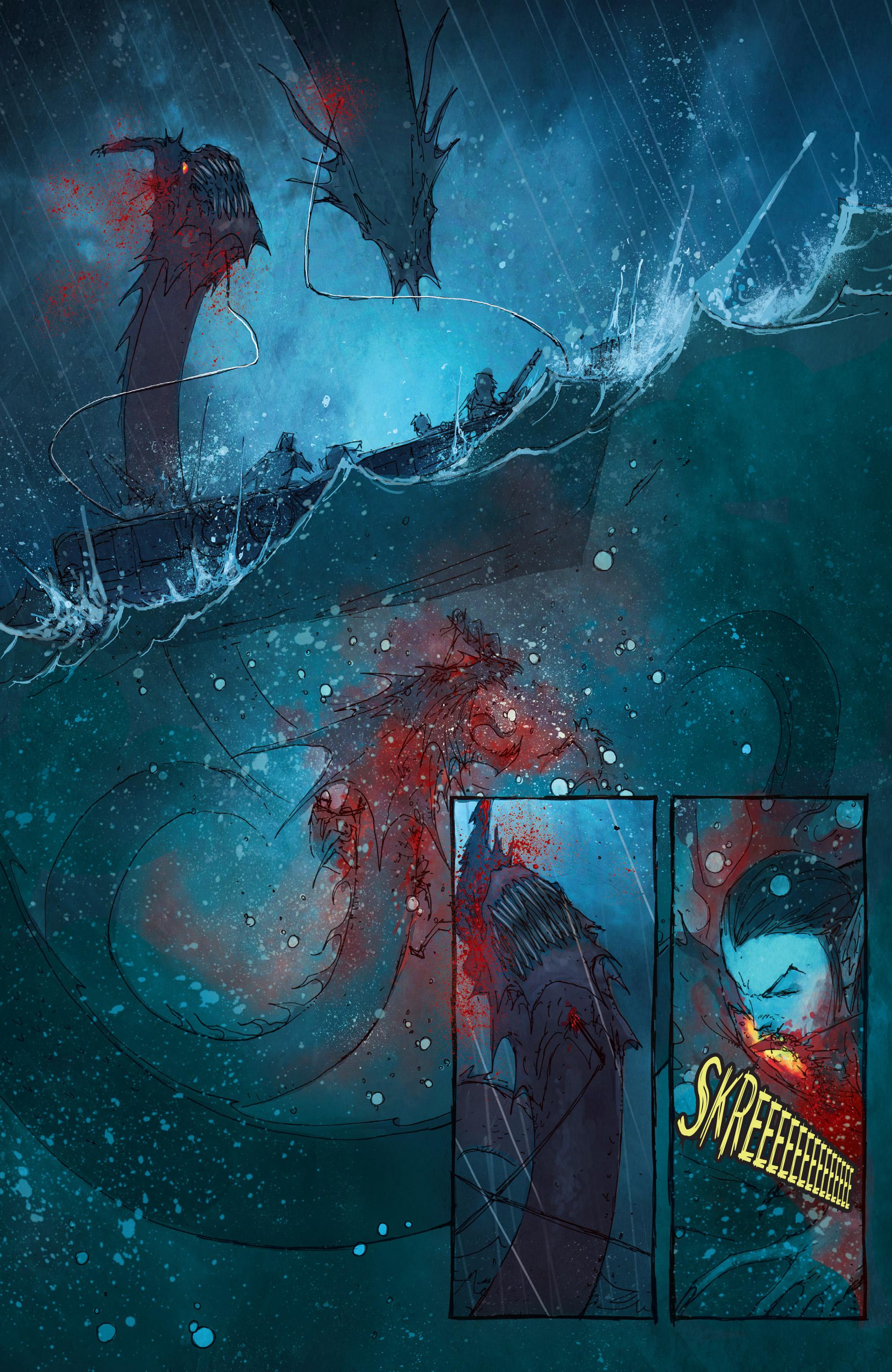 Read online Broken Moon: Legends of the Deep comic -  Issue #5 - 11