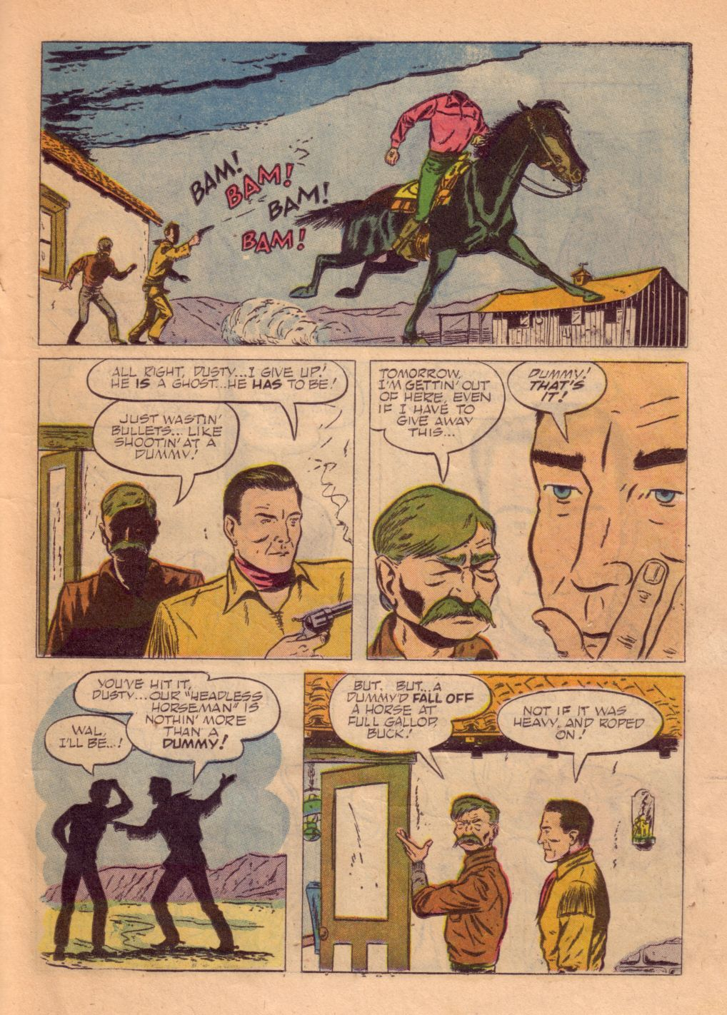 Four Color Comics issue 460 - Page 19