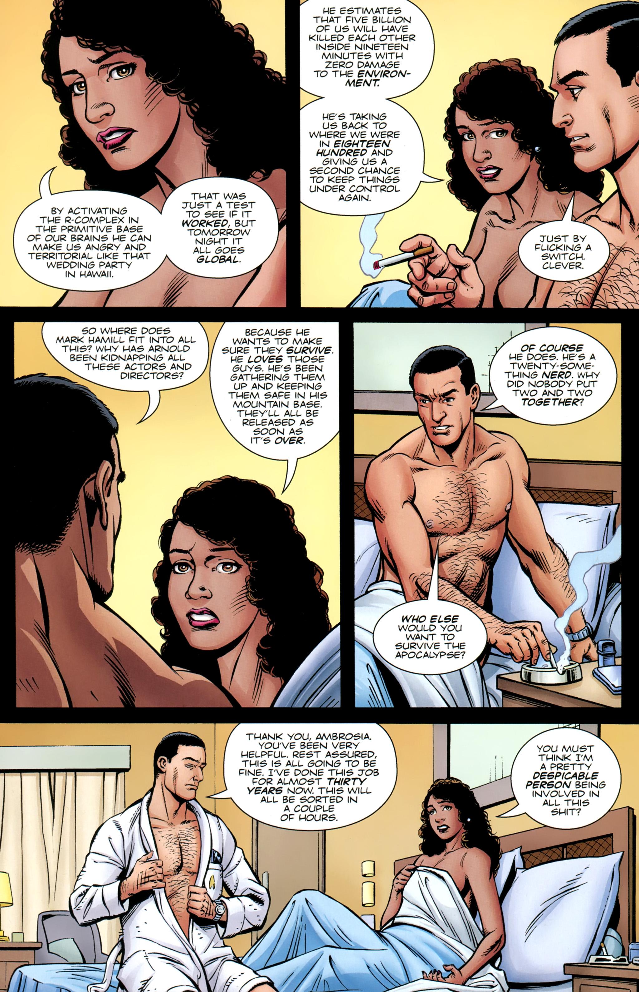 Read online Secret Service comic -  Issue #5 - 21