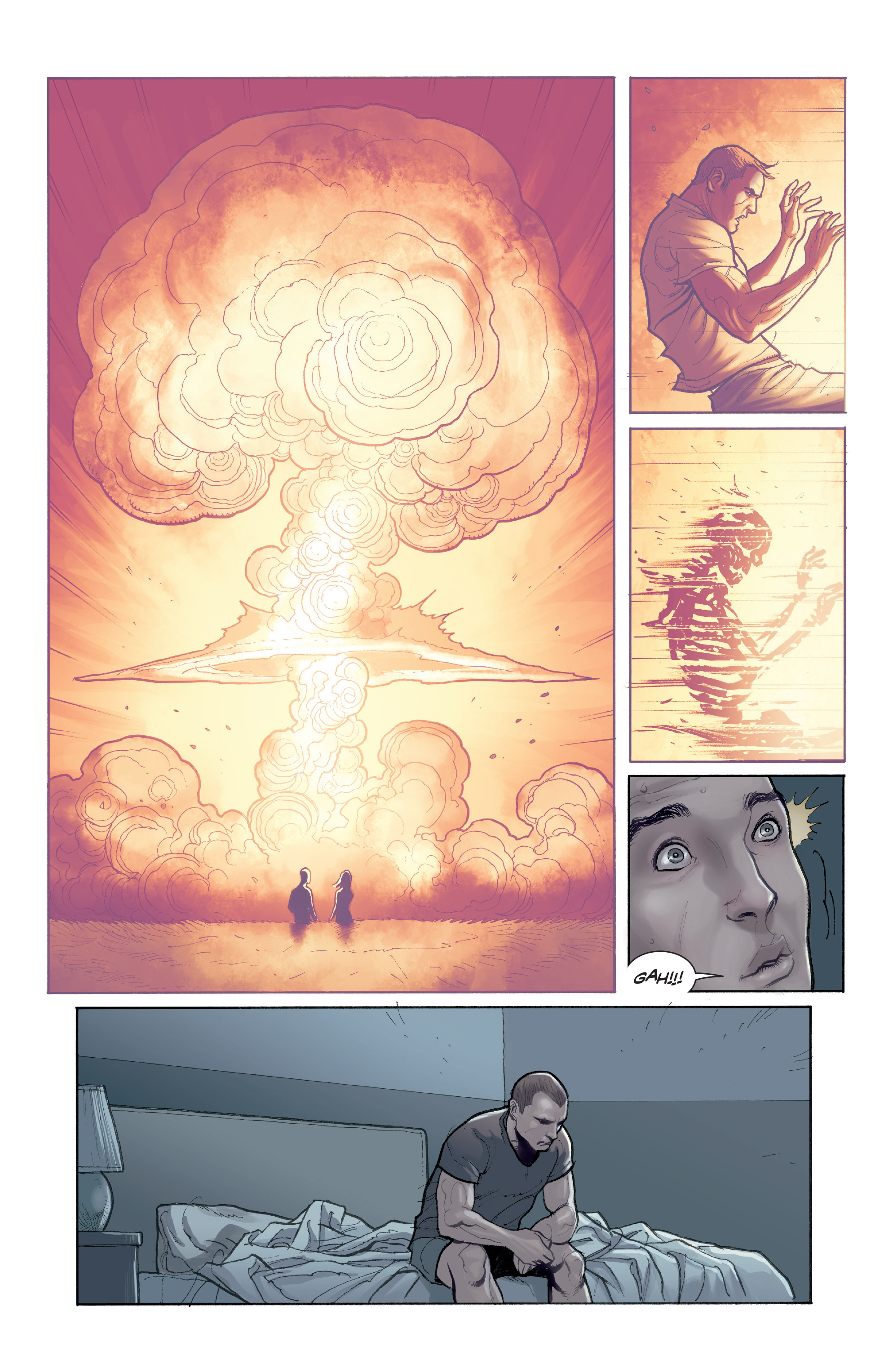 Read online Skybourne comic -  Issue #3 - 11
