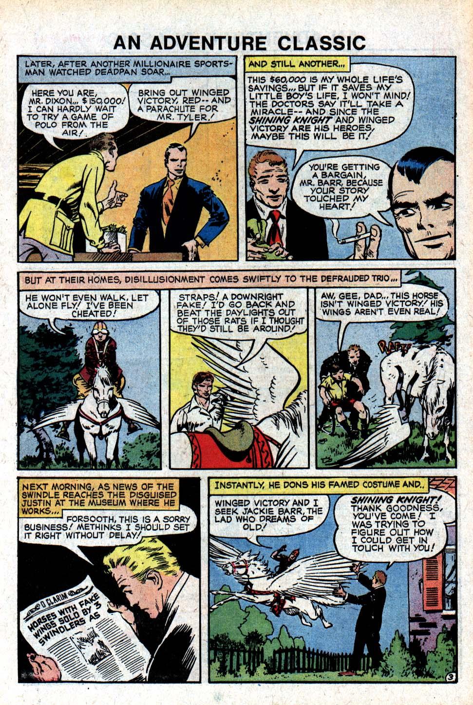 Read online Adventure Comics (1938) comic -  Issue #417 - 21