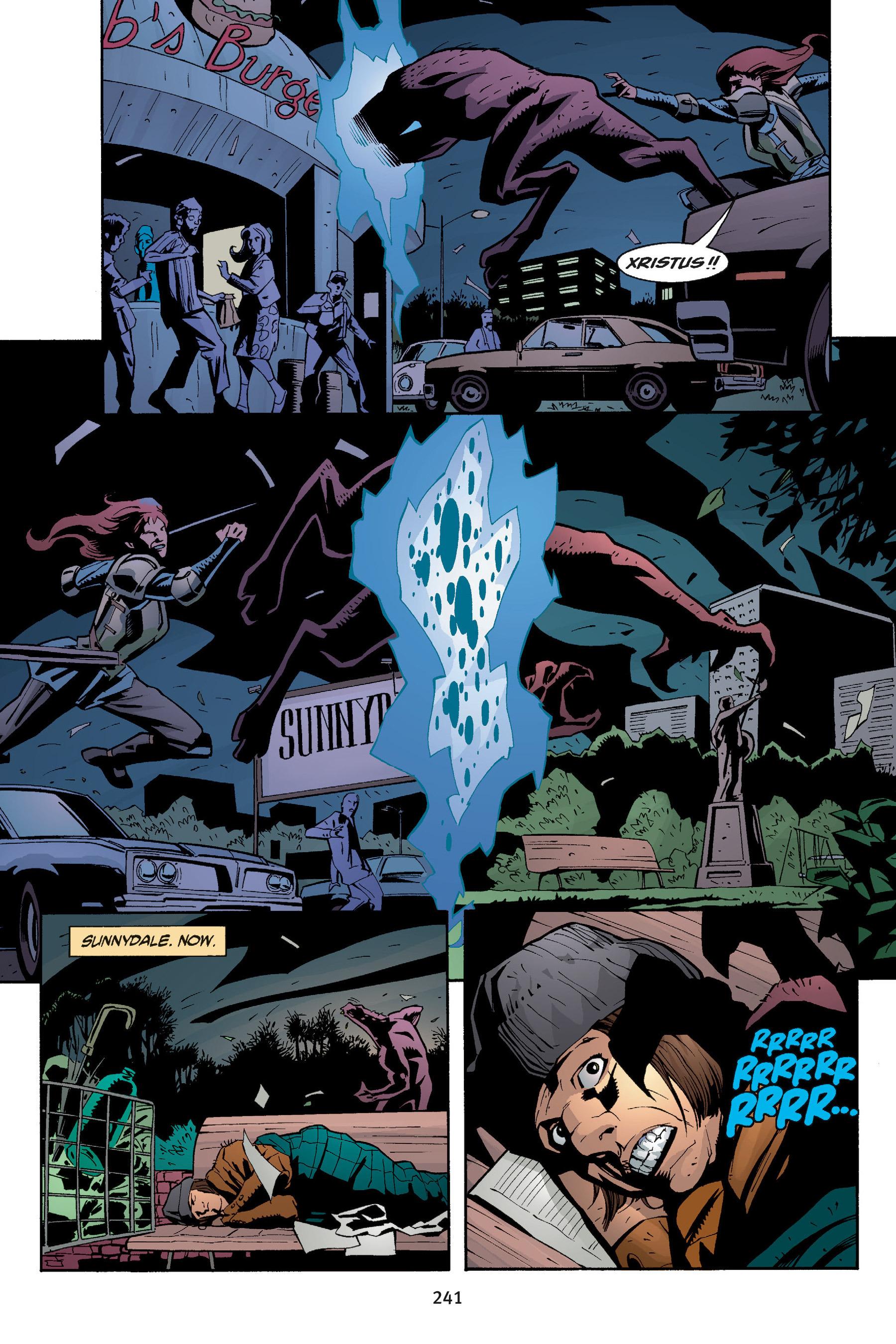 Read online Buffy the Vampire Slayer: Omnibus comic -  Issue # TPB 5 - 240