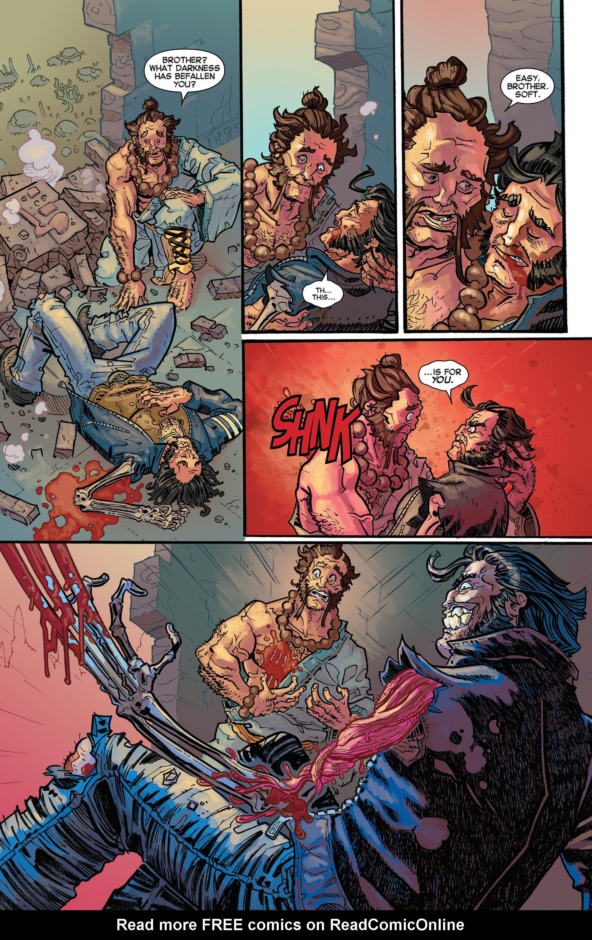 Read online Secret Wars: Battleworld comic -  Issue #3 - 7