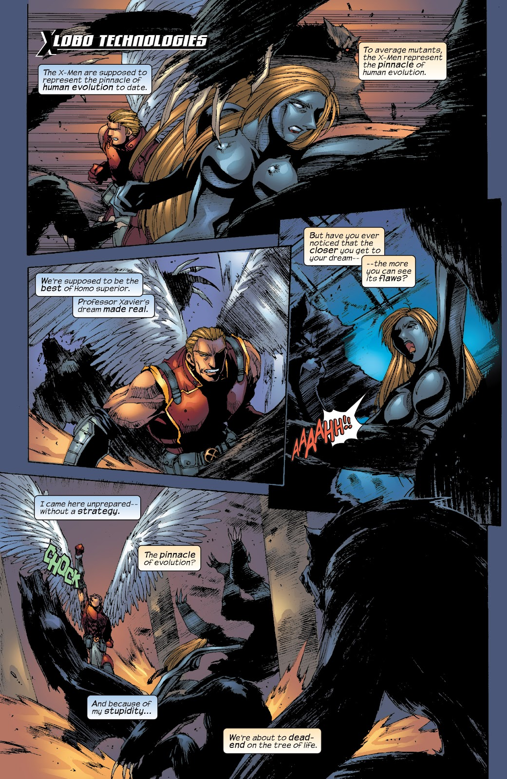 Read online X-Men: Unstoppable comic -  Issue # TPB (Part 3) - 31