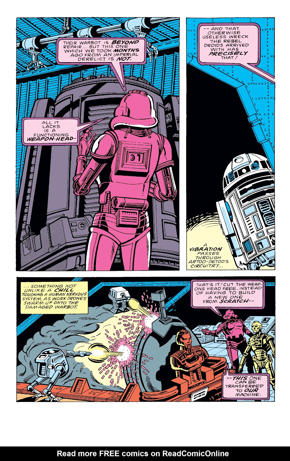 Read online Star Wars Legends: The Original Marvel Years - Epic Collection comic -  Issue # TPB 3 (Part 2) - 72