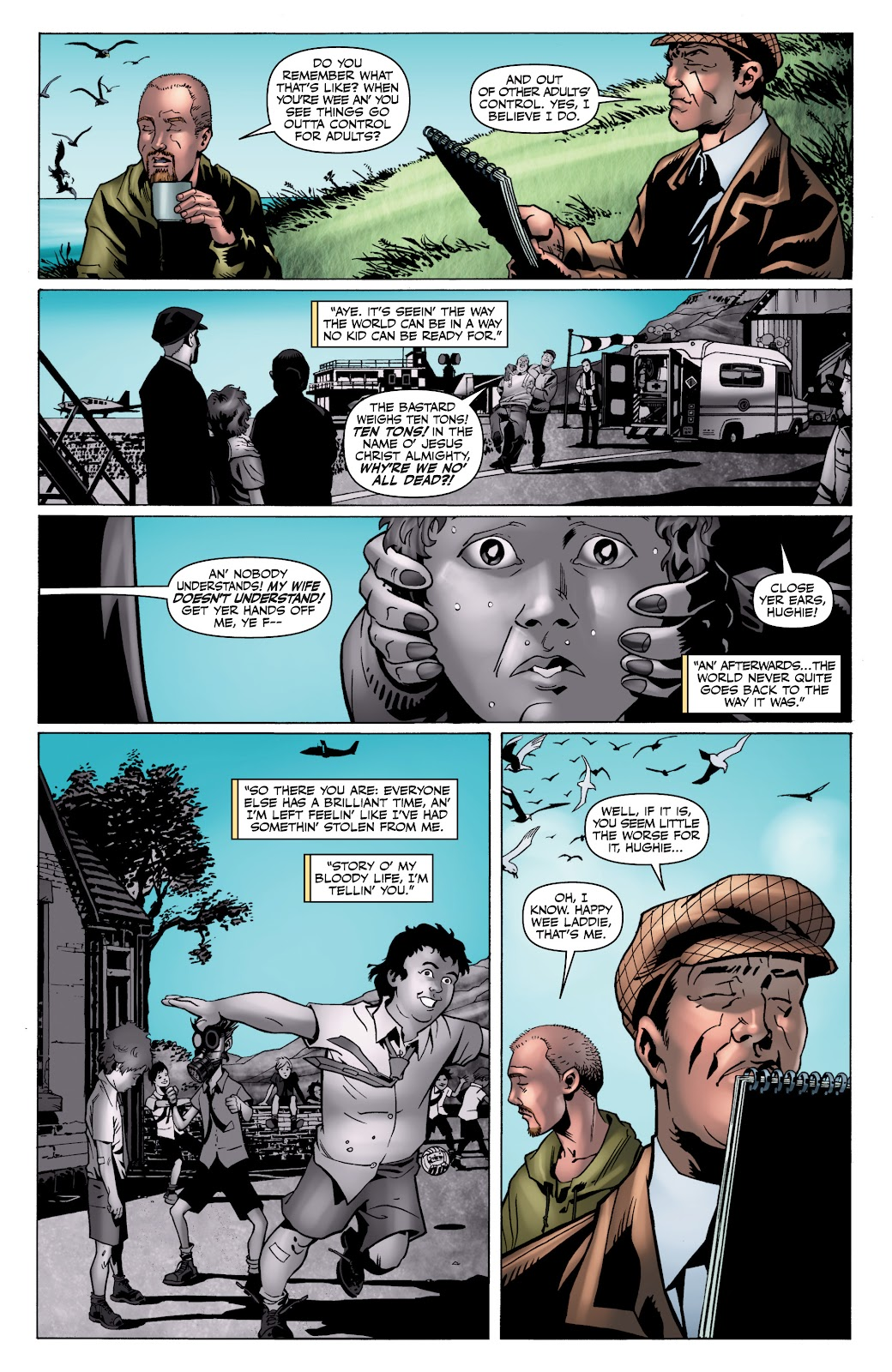 Read online The Boys Omnibus comic -  Issue # TPB 4 (Part 3) - 42
