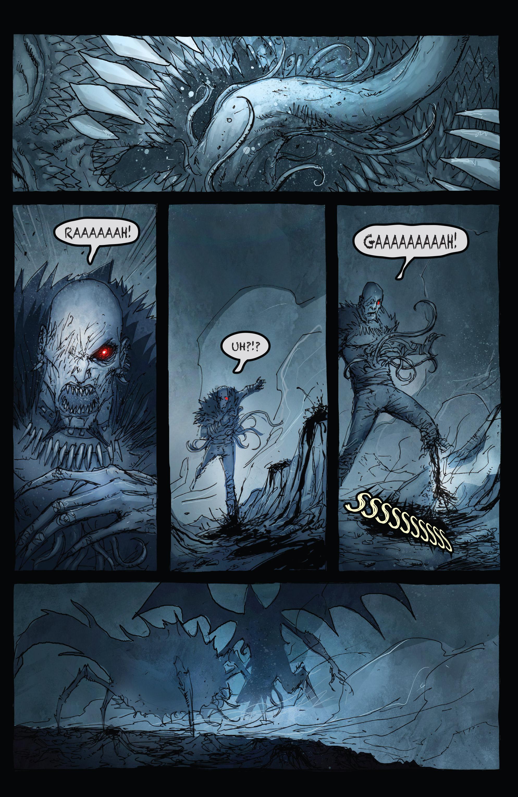 Read online Broken Moon: Legends of the Deep comic -  Issue #5 - 21