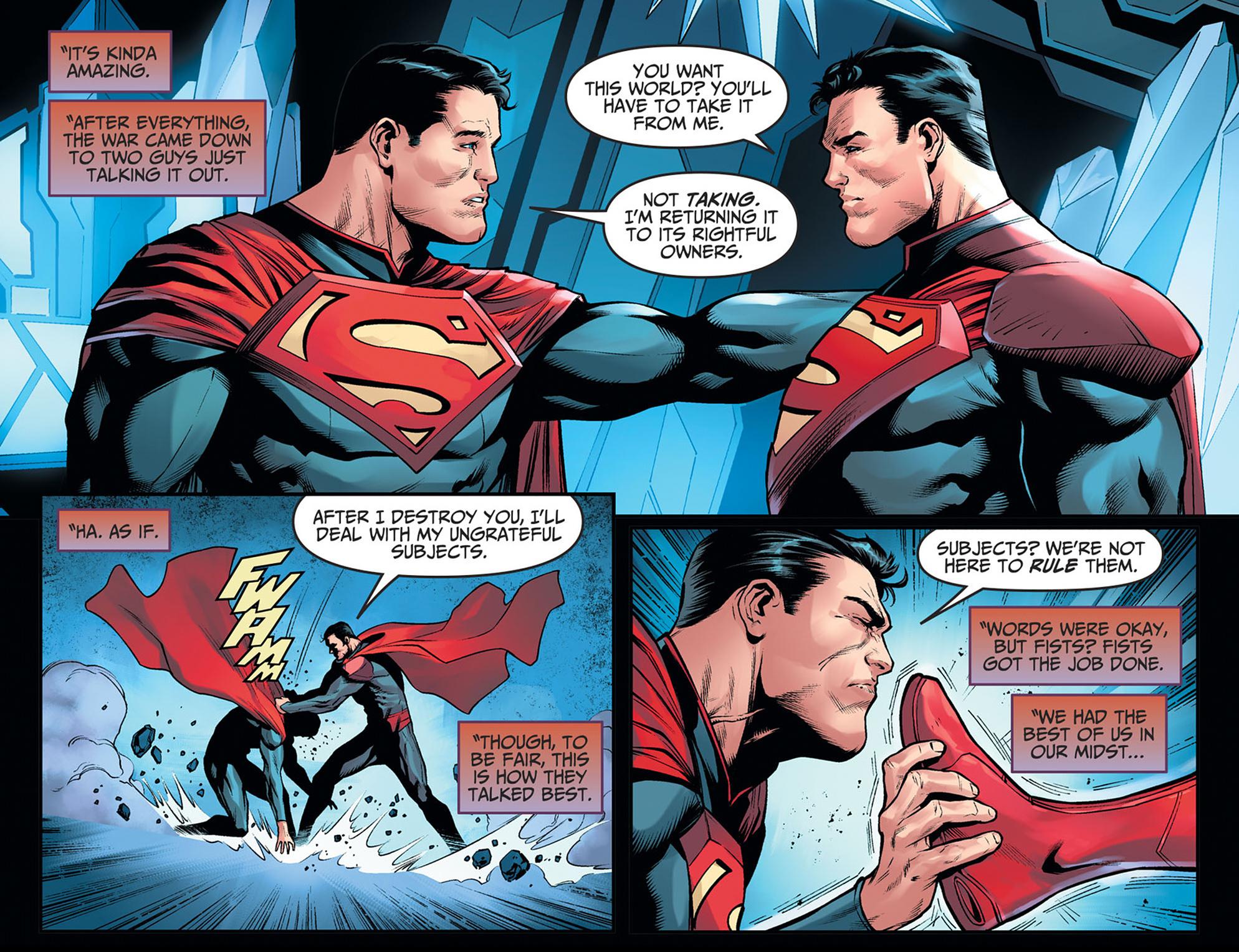 Read online Injustice: Ground Zero comic -  Issue #24 - 4