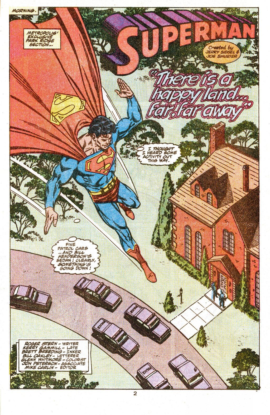 Read online Action Comics (1938) comic -  Issue #657 - 3
