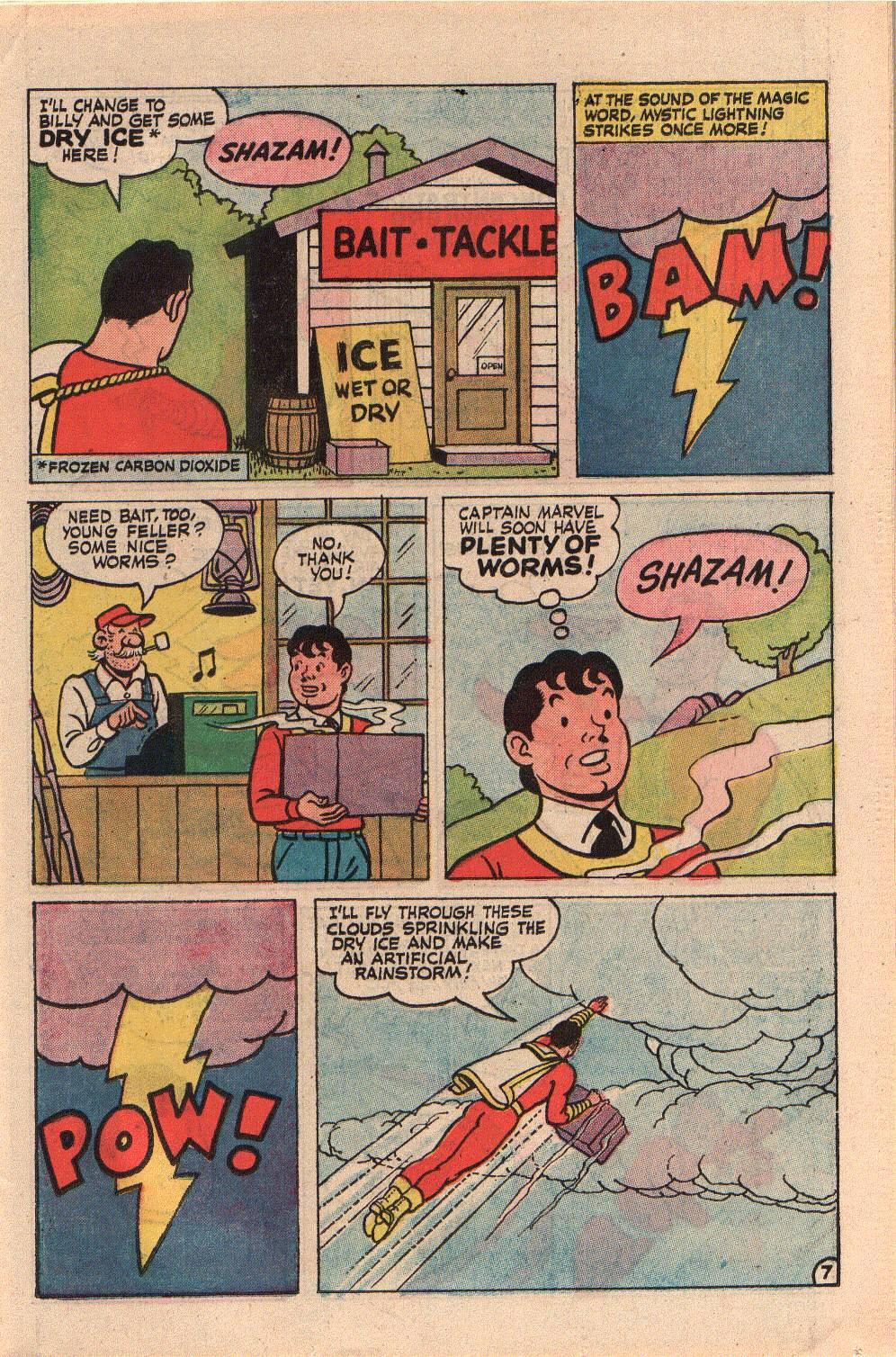Read online Shazam! (1973) comic -  Issue #9 - 11